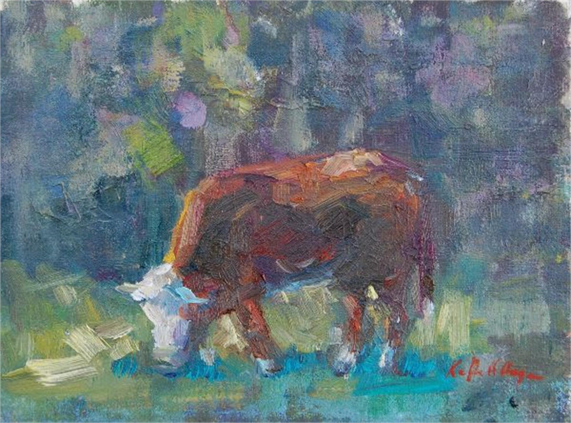 Moo by Karen Hewitt Hagan