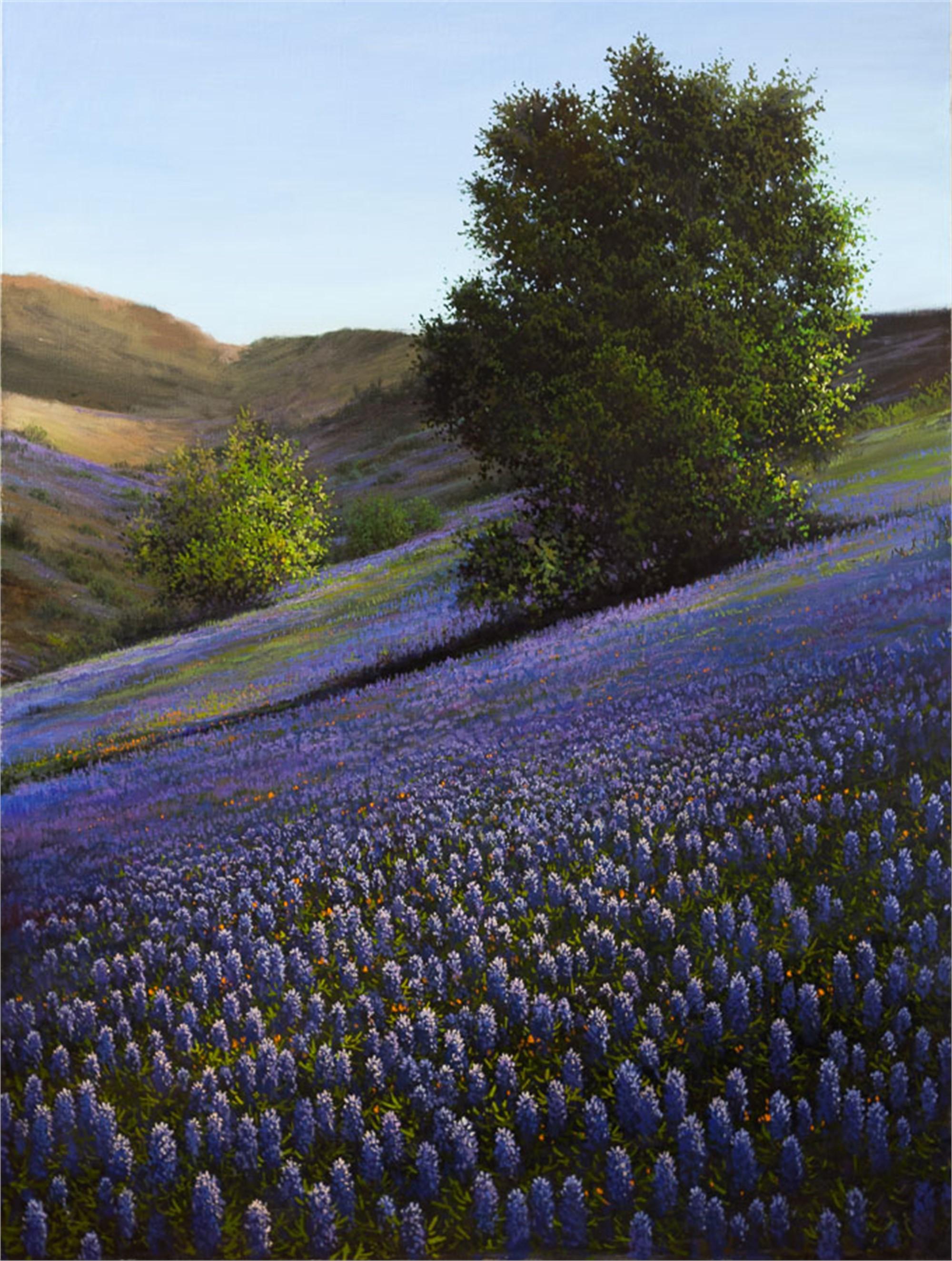 Spring Blues by Ivan Blagorenko