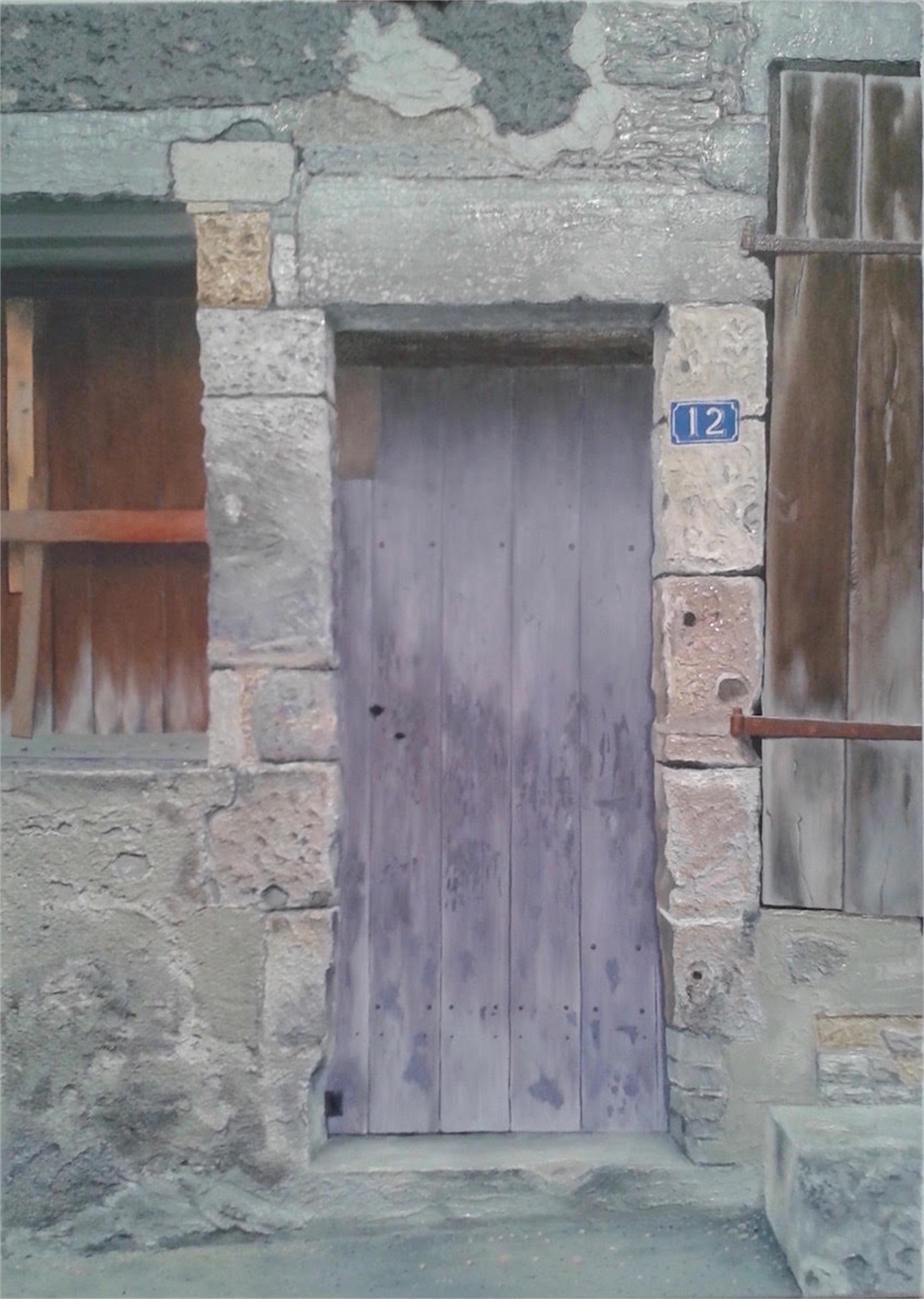 12 rue Charles Lambert by Andy Feehan