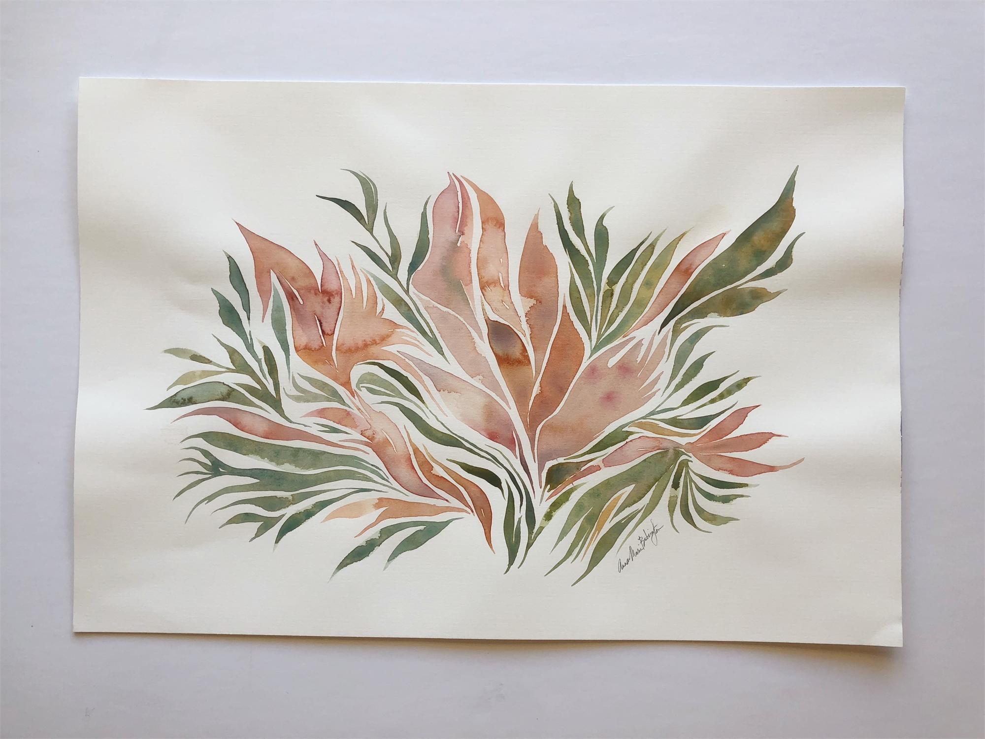 Blossom III by Anna-Marie Babington