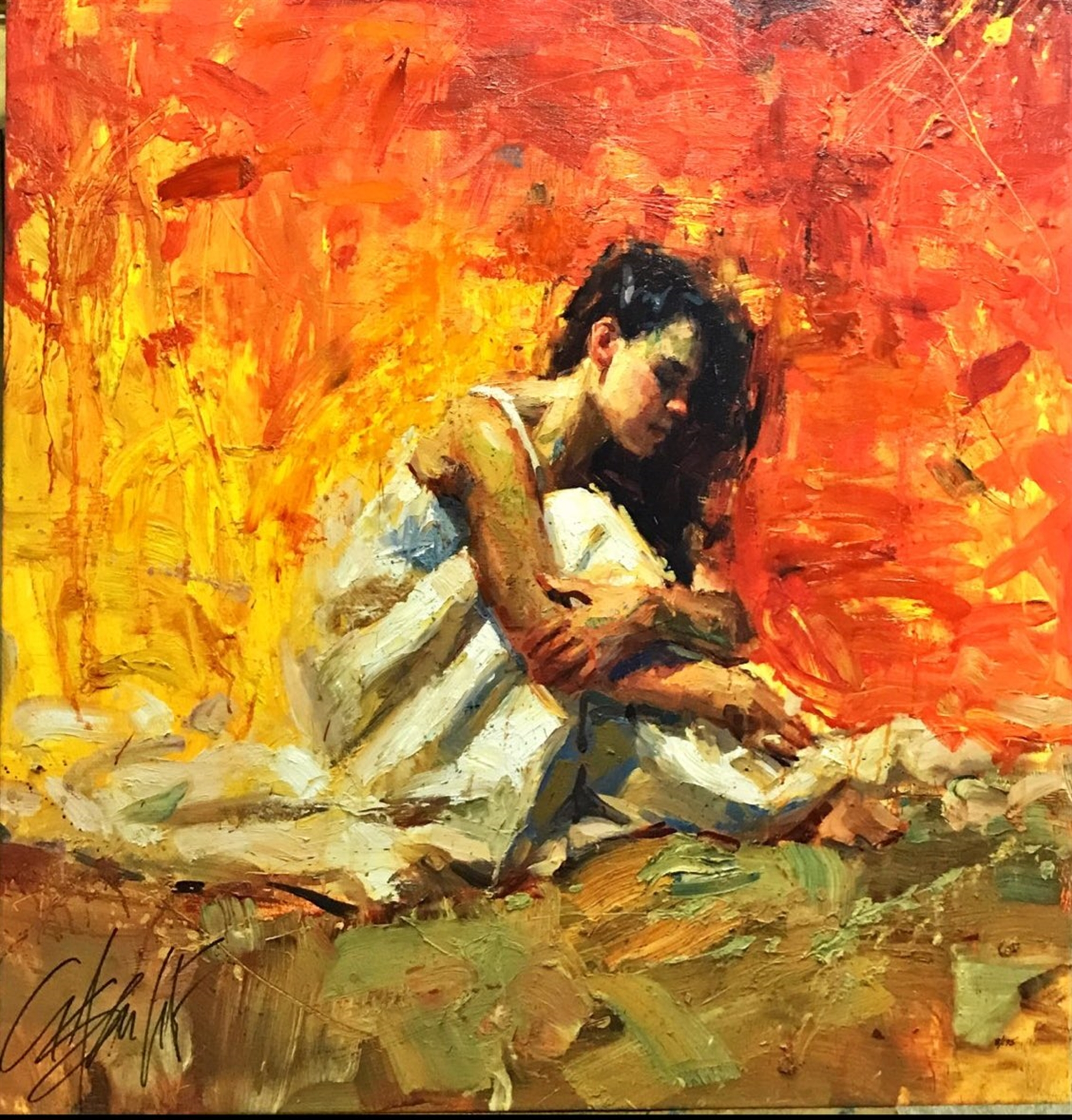 Day Dream by Henry Asensio