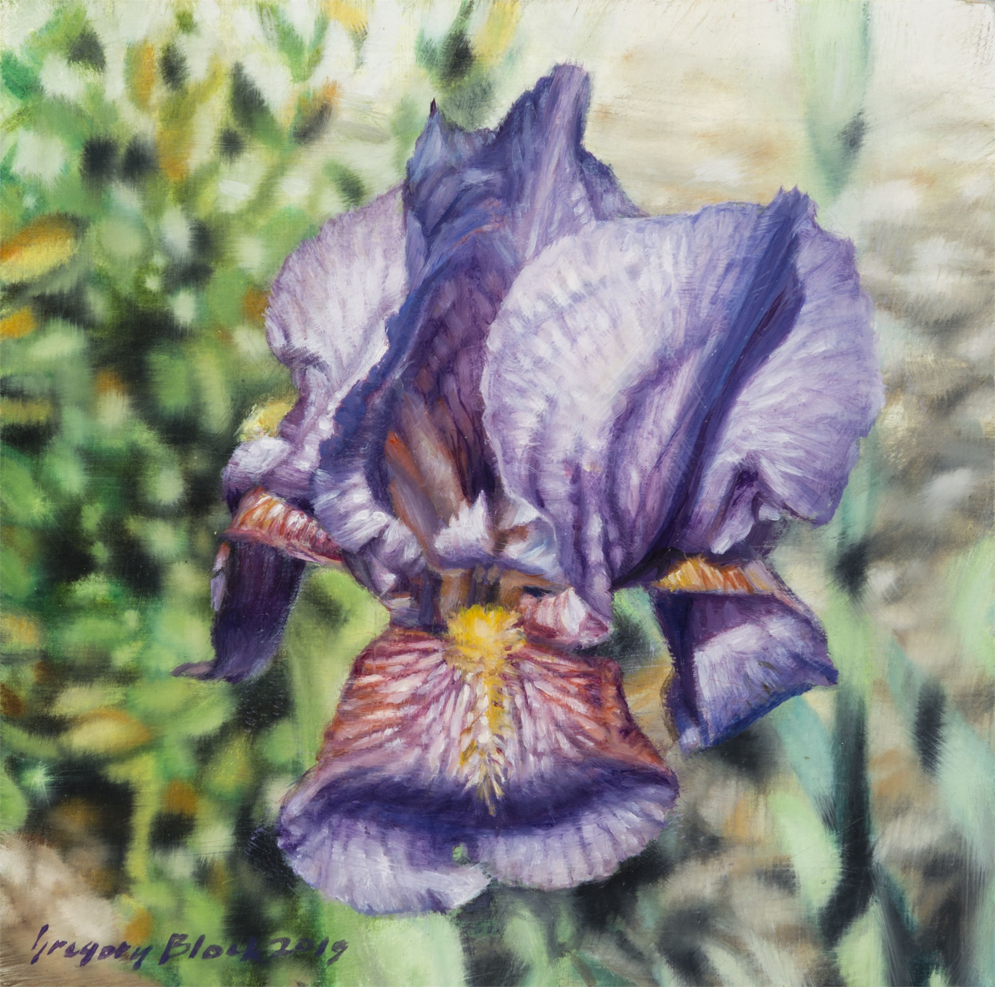 Iris 2 by Gregory Block