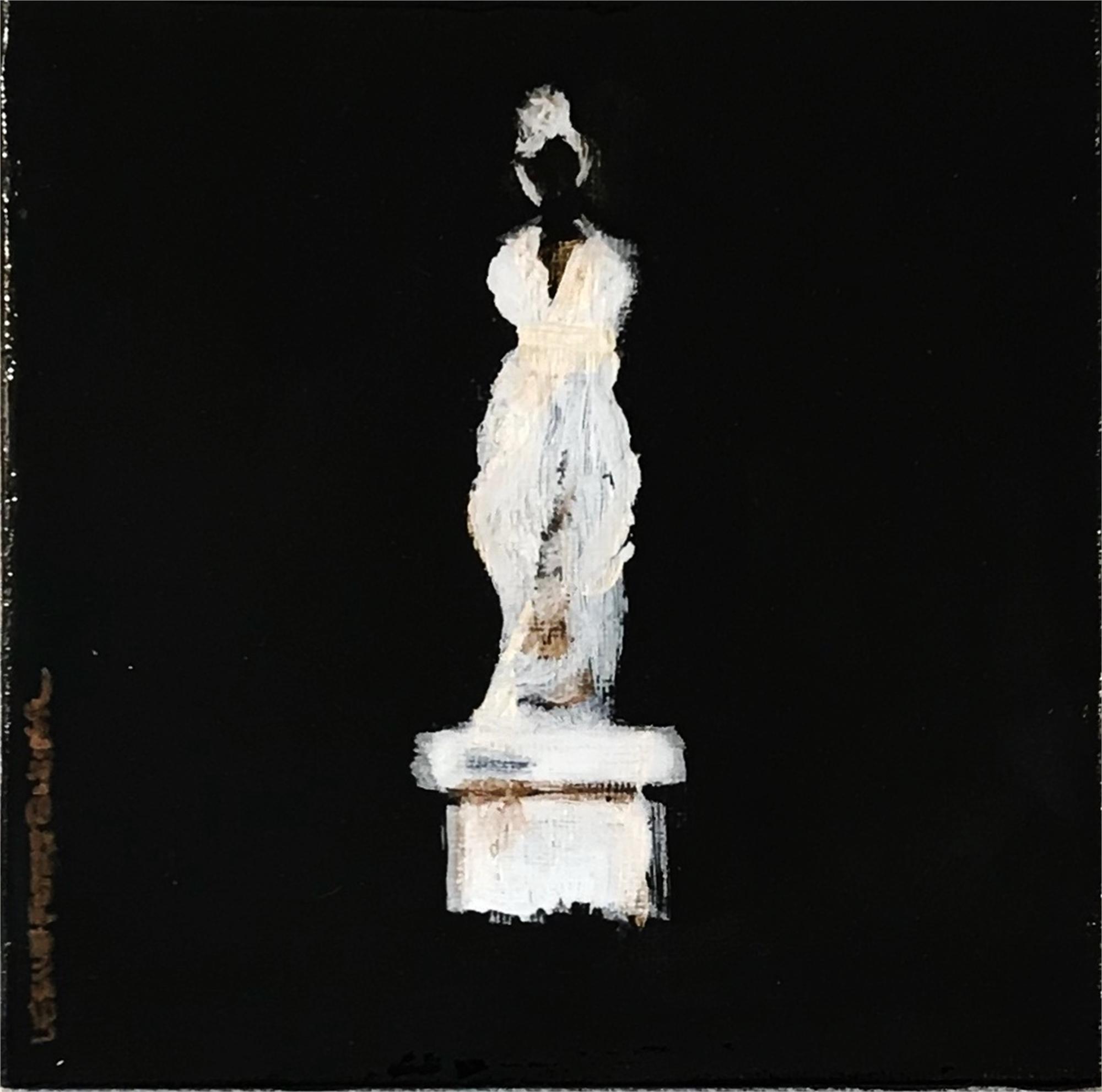 Statuesque IV by Leslie Poteet Busker
