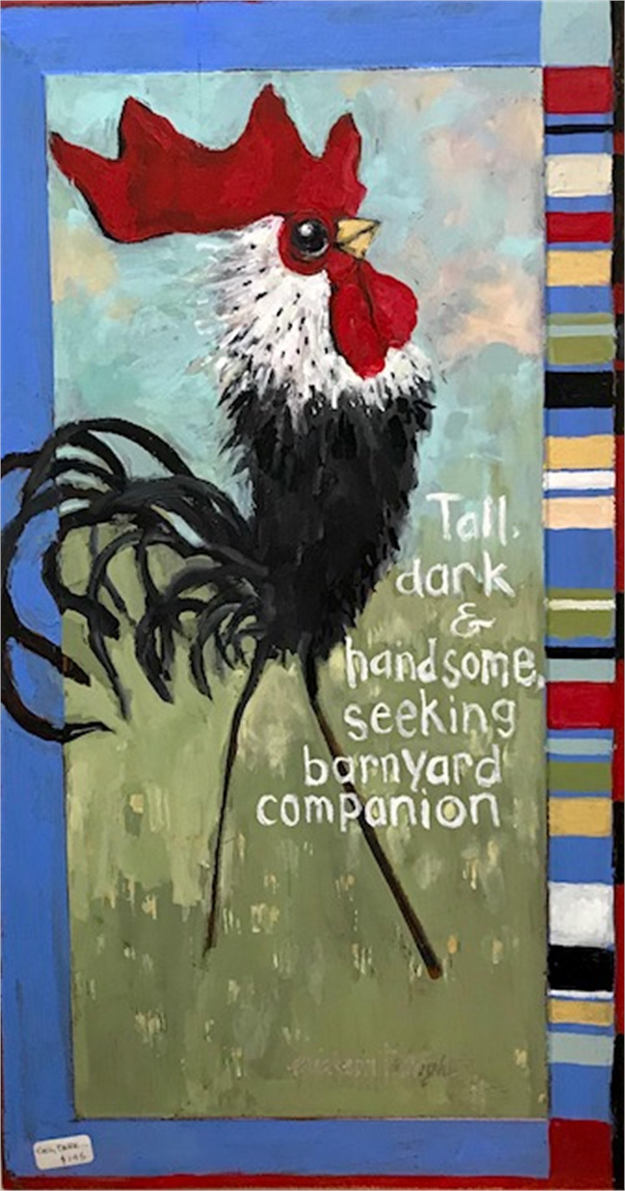 Tall, Dark and Handsome by Sandra Erickson Wright