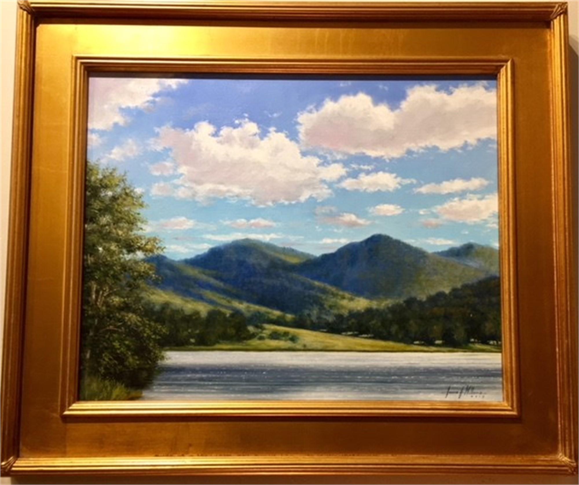 Mountain Lake by James J. Williams