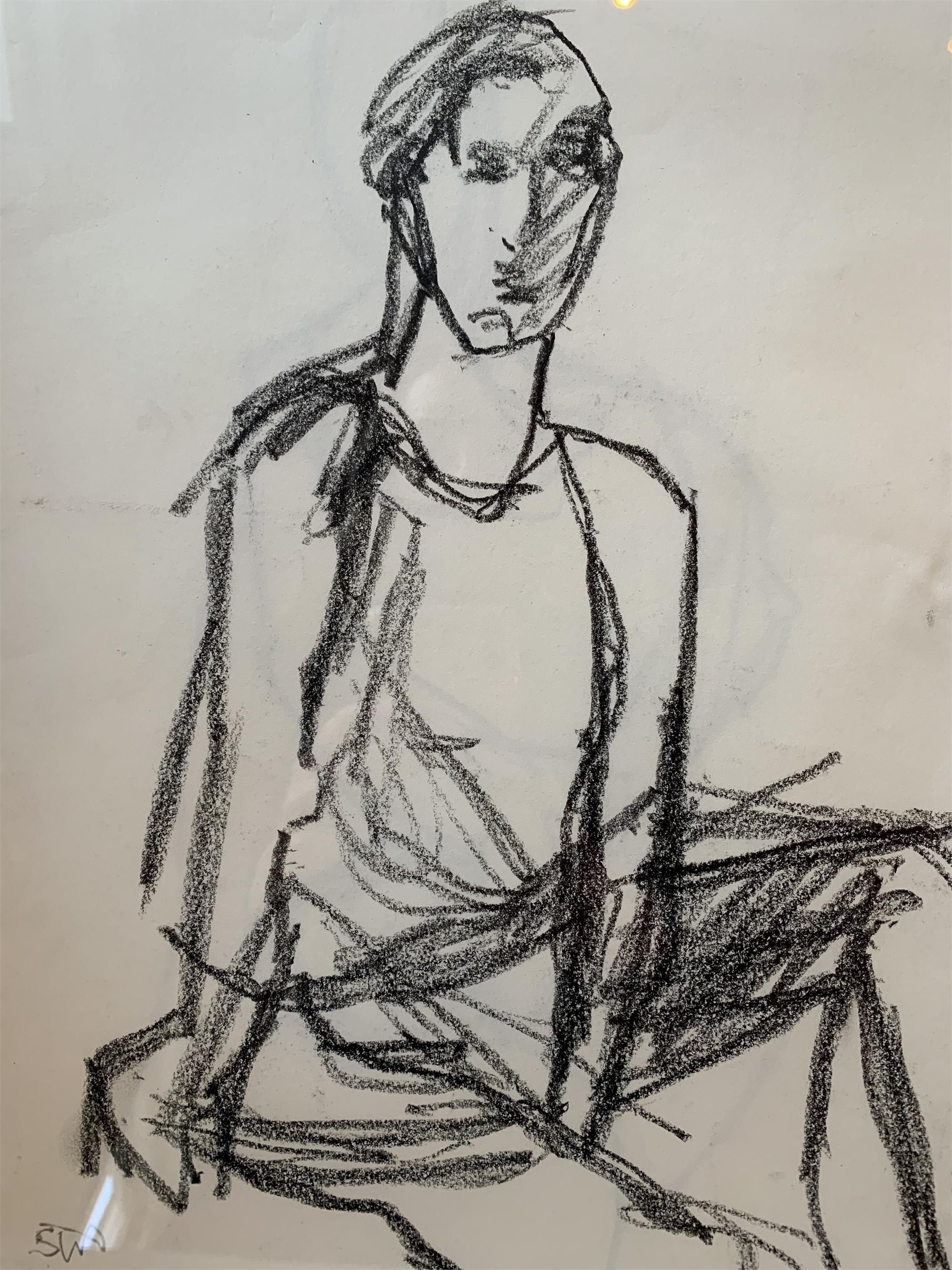 Figurative I by Susan Altman