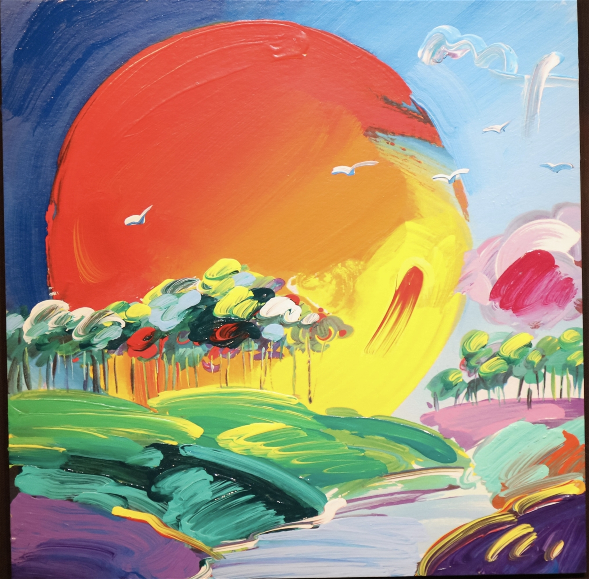 RETRO SUITE: WITHOUT BORDERS by Peter Max