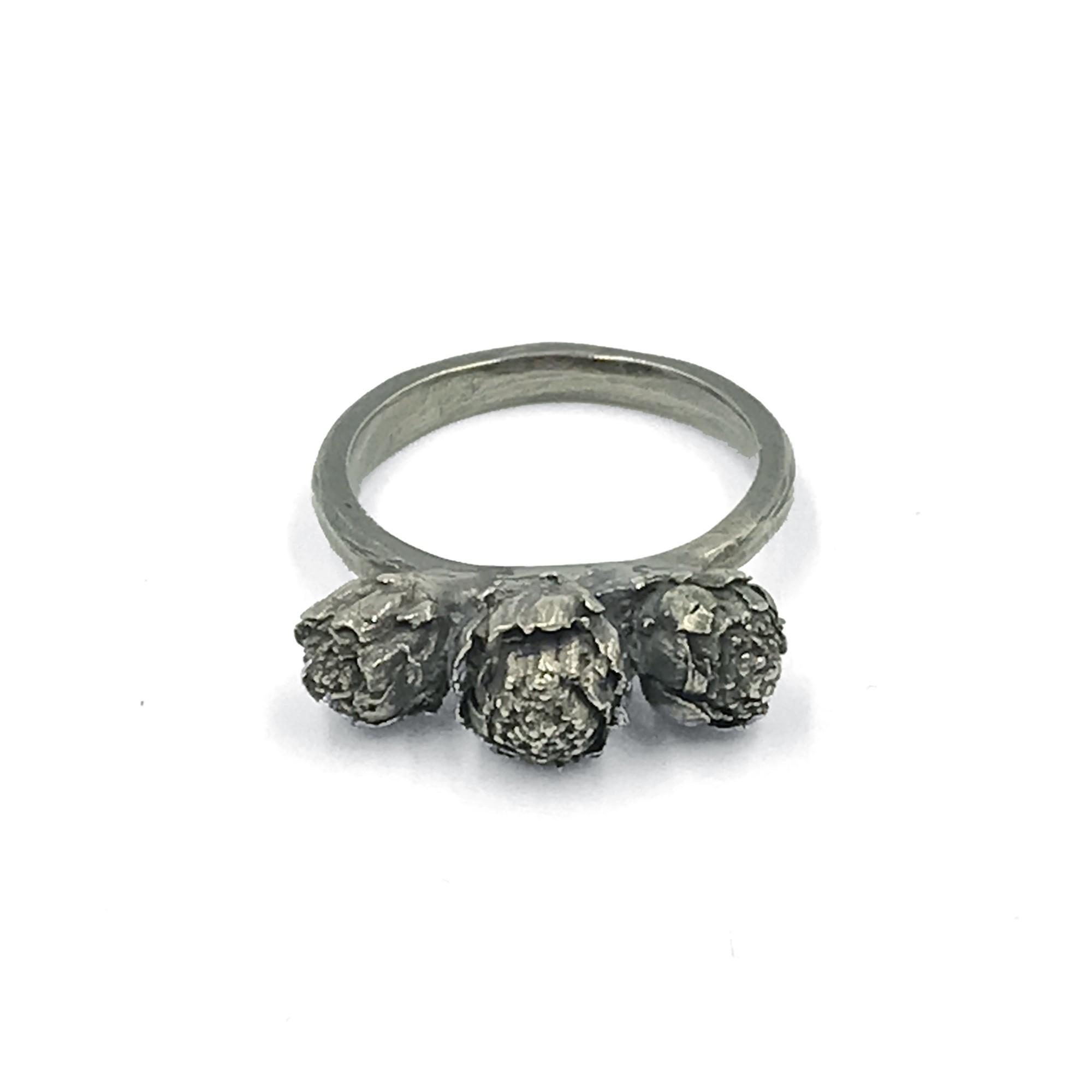 Bud Ring by Anna Johnson