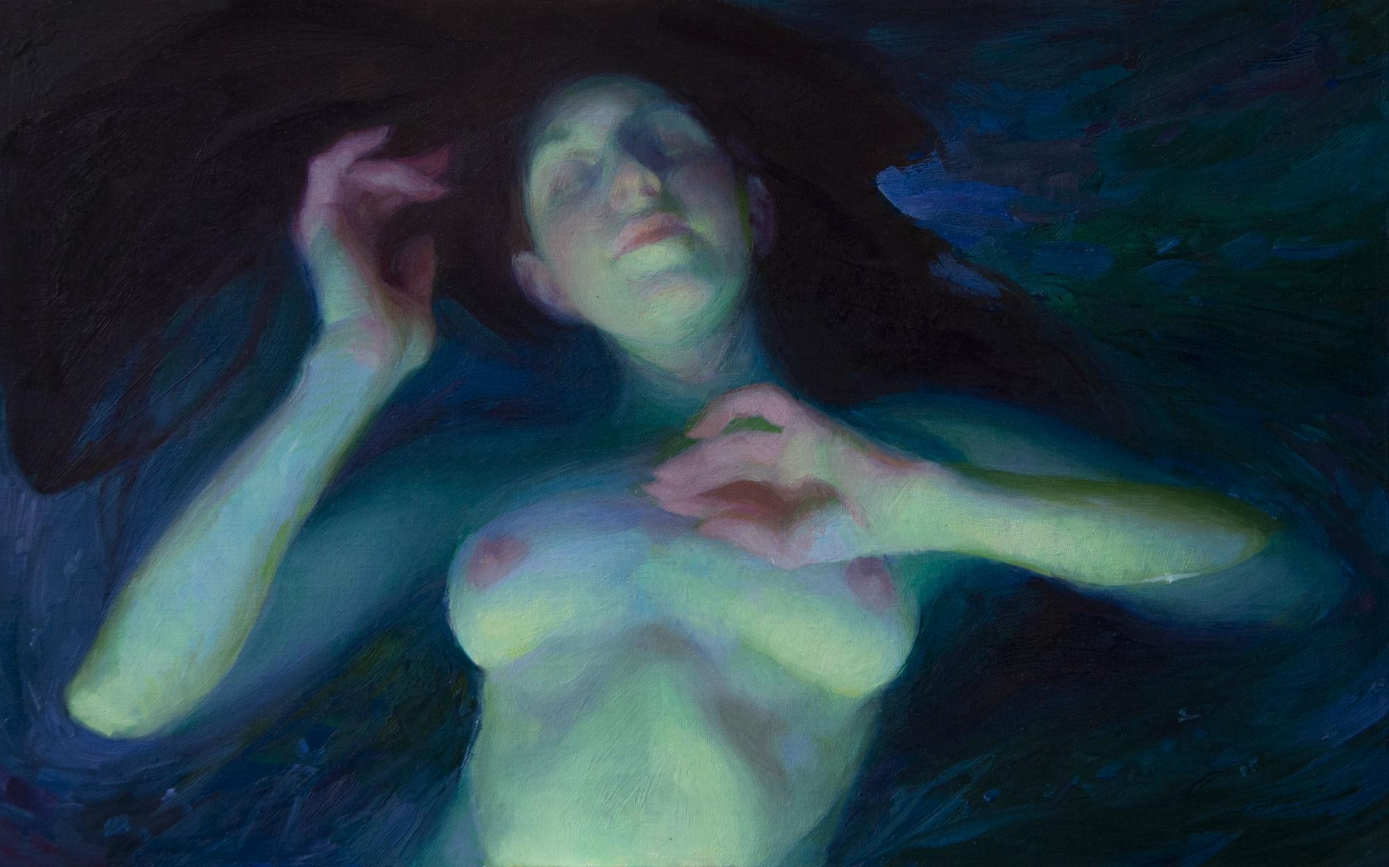 Water I by Adrienne Stein