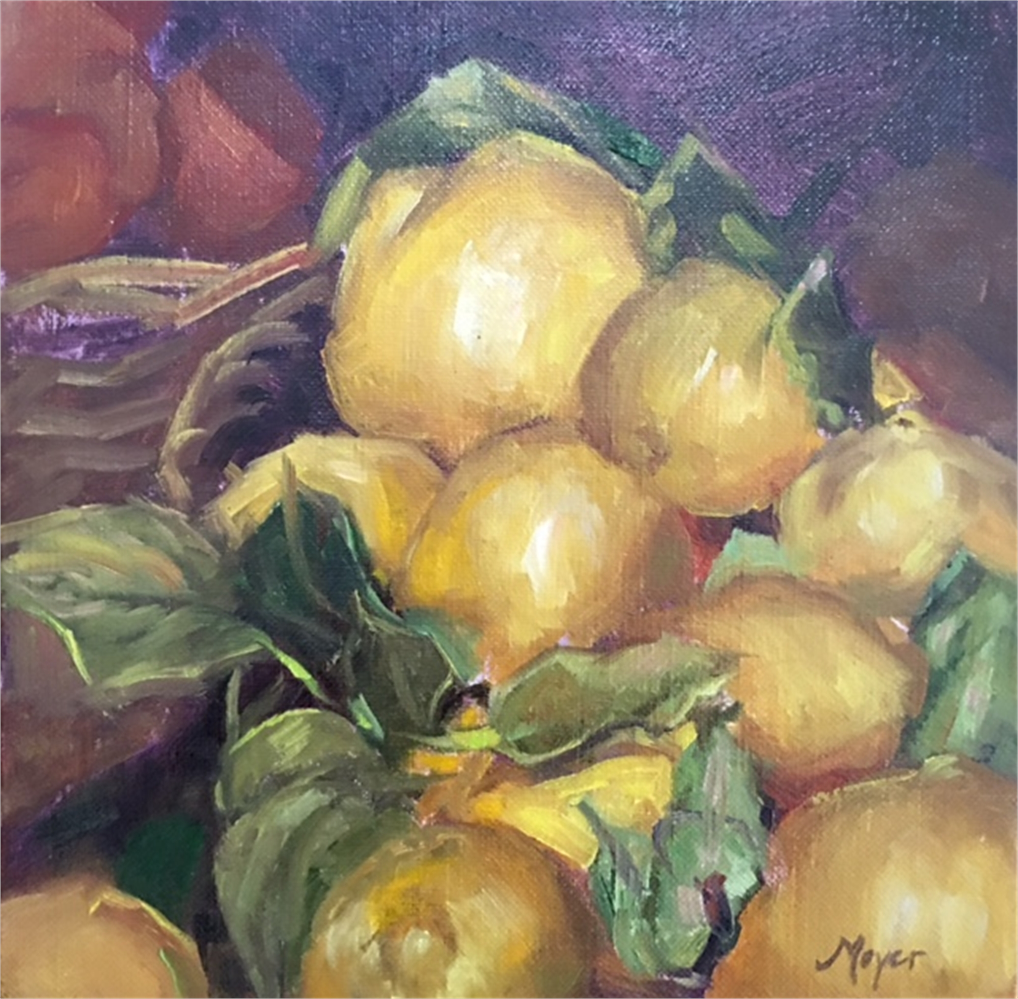 Lotsa Lemons by Laurie Meyer