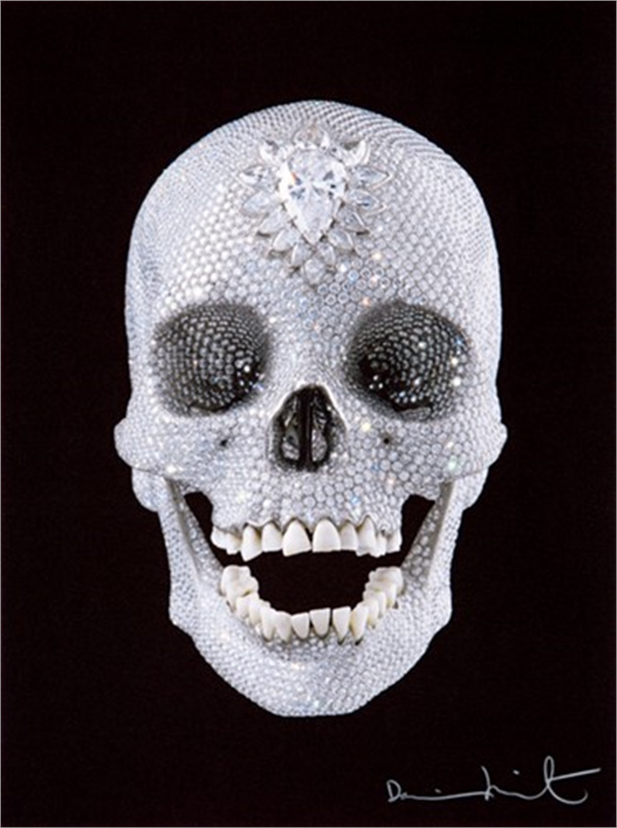 For the Love of God, Believe by Damien Hirst