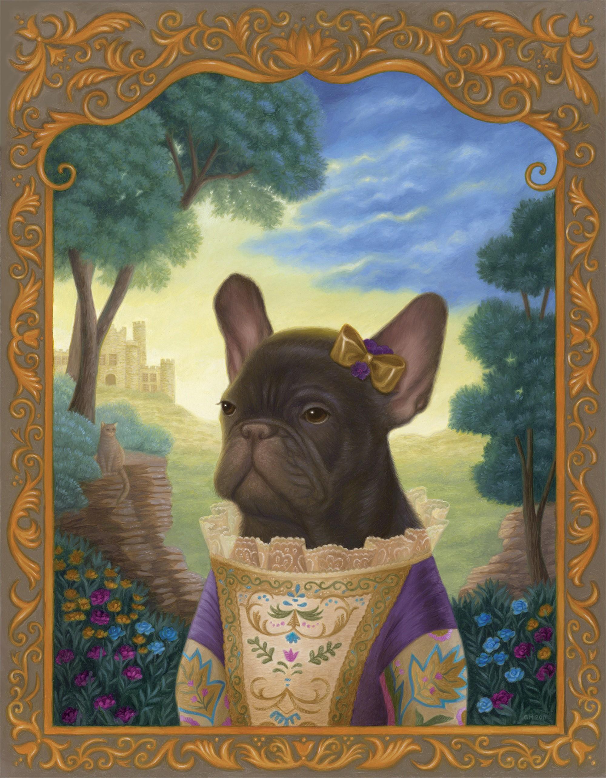 Henrietta in her Wildest Dreams by Gina Matarazzo