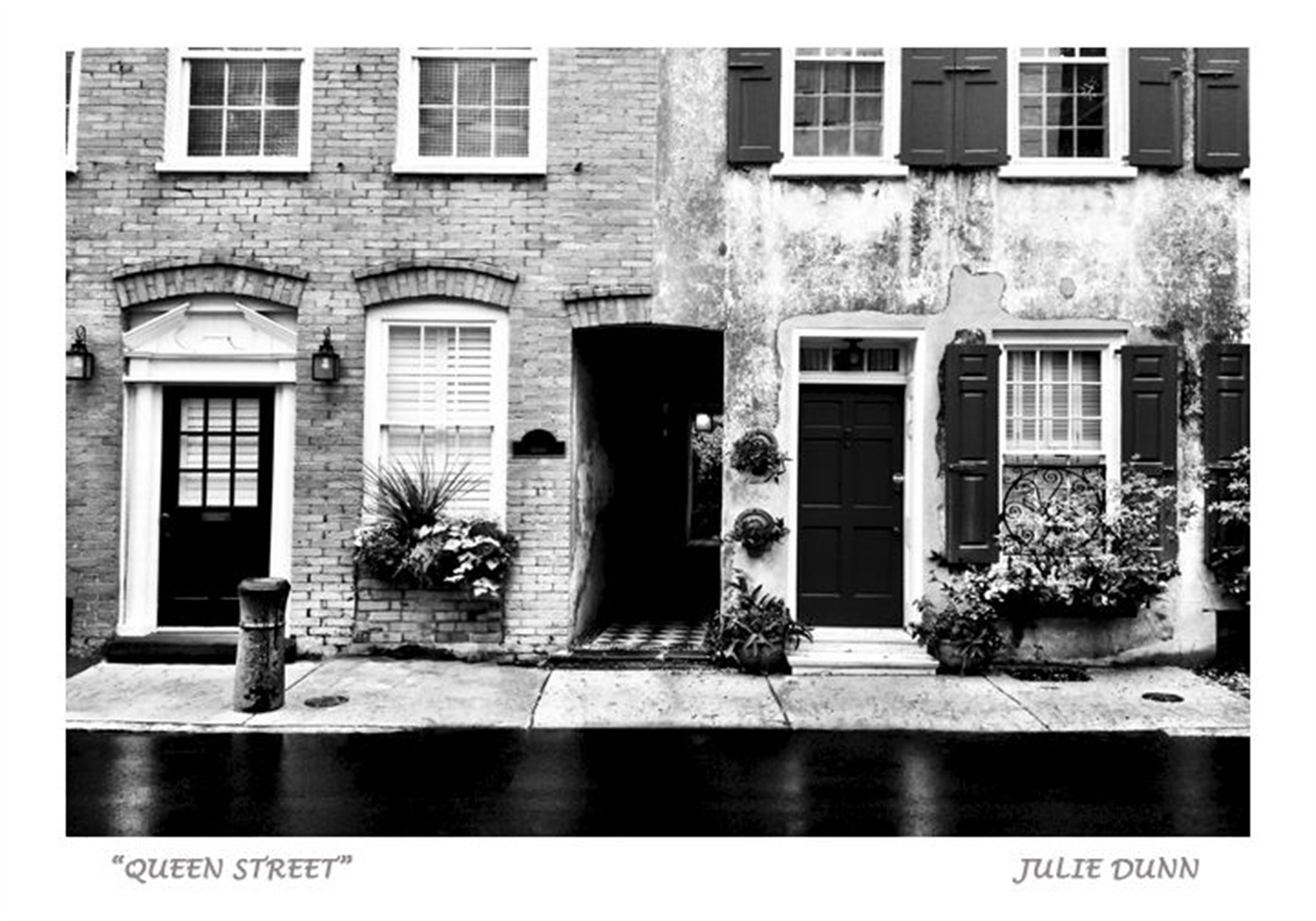 Queen Street by Julie Dunn