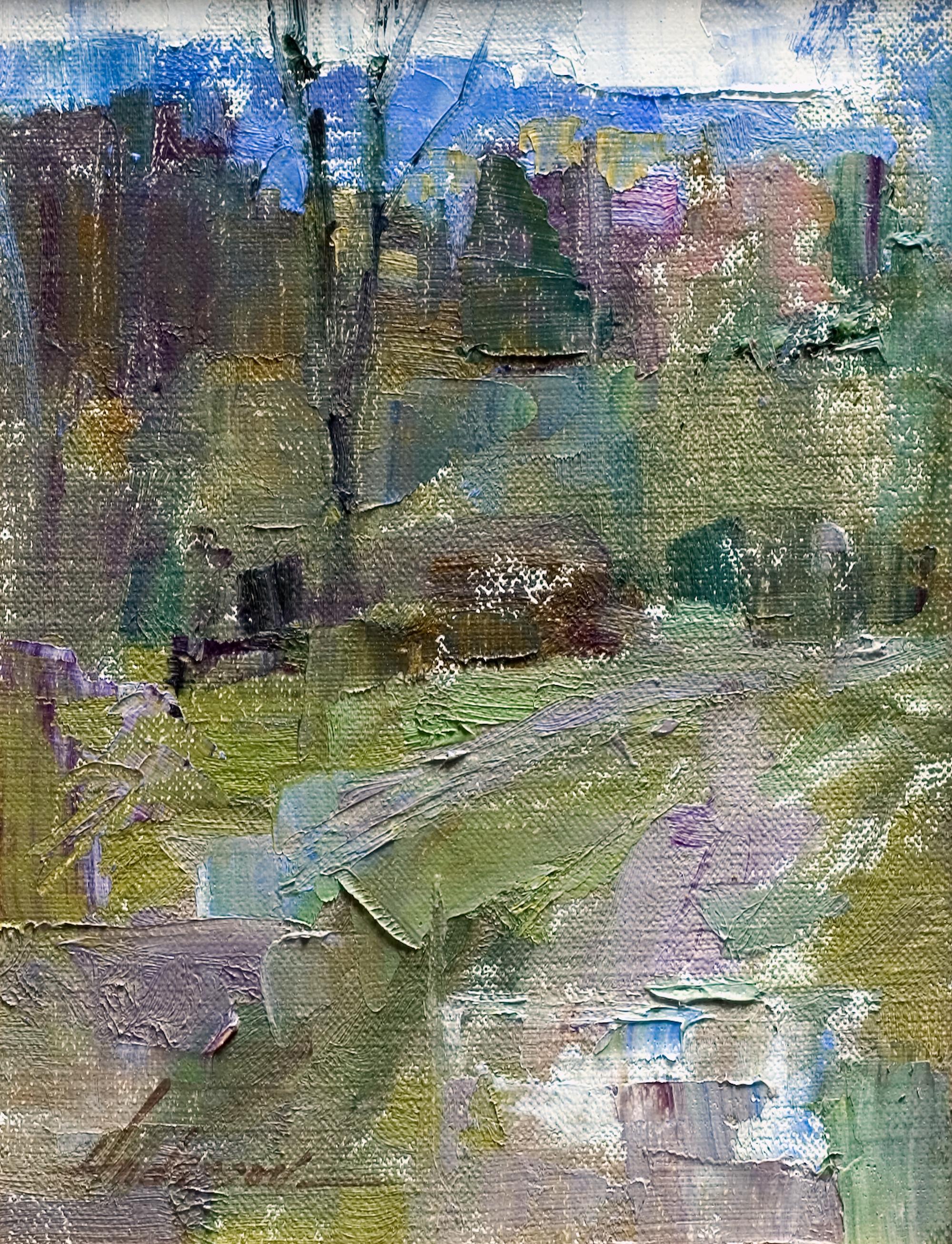 Landscape Study by Carolyn Anderson