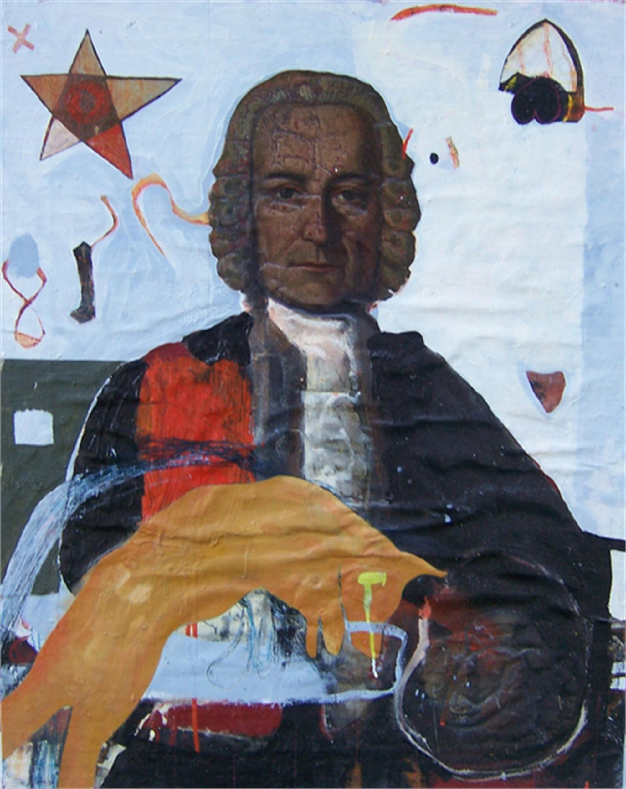 Graf Bobby von K. by Hans Joerg Fuerpass