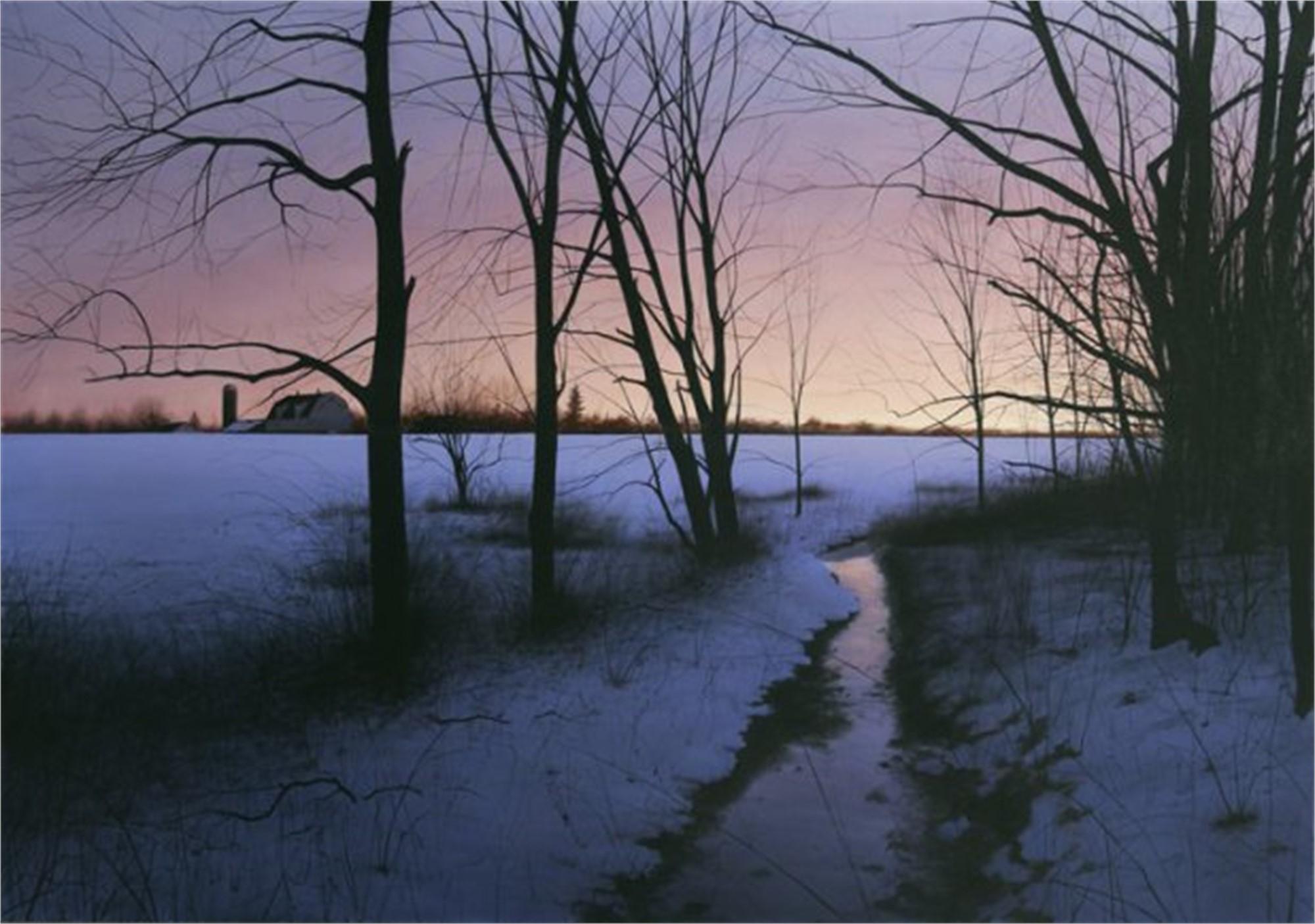 December Nightfall by Alexander Volkov