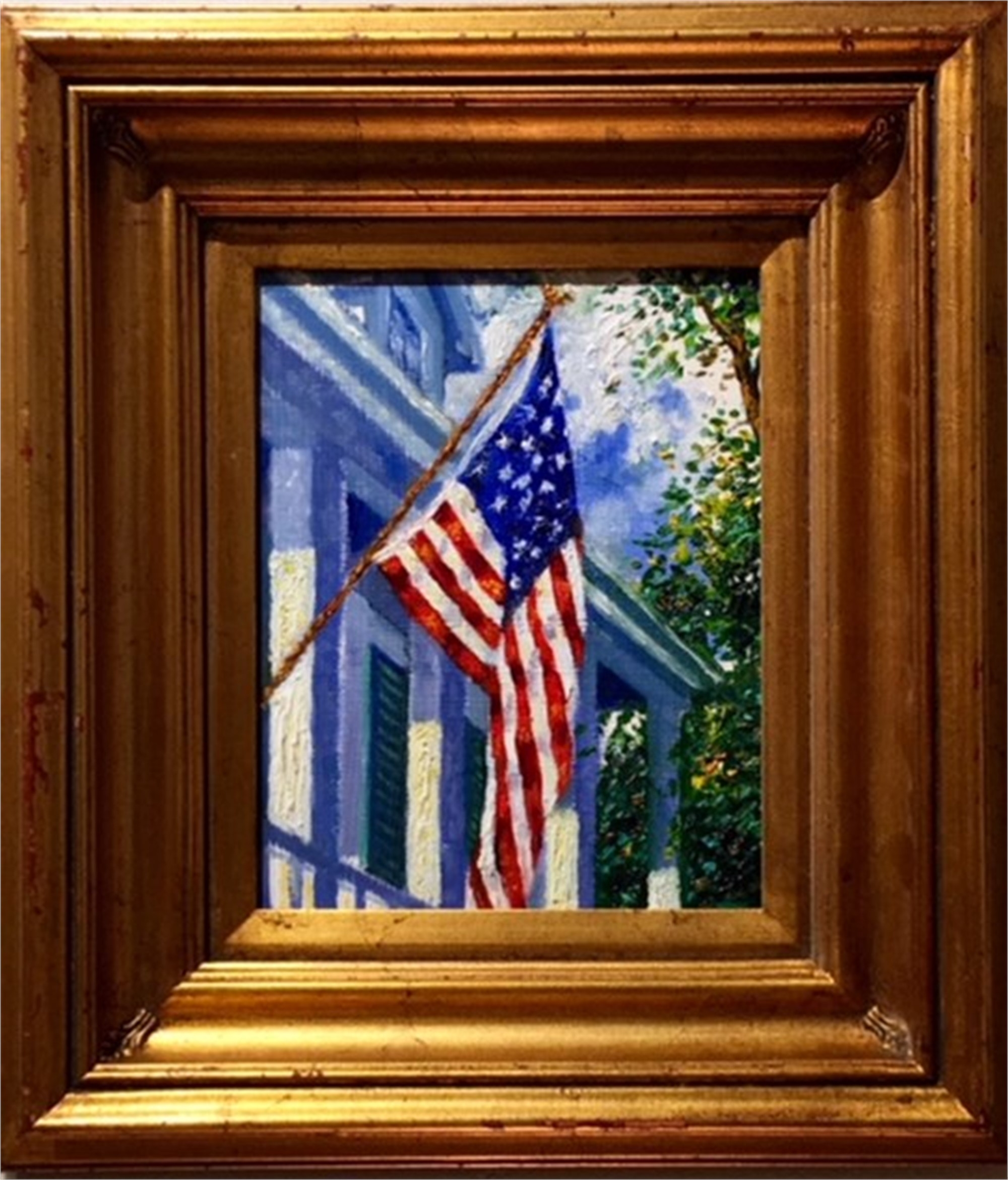 Old Glory by James J. Williams