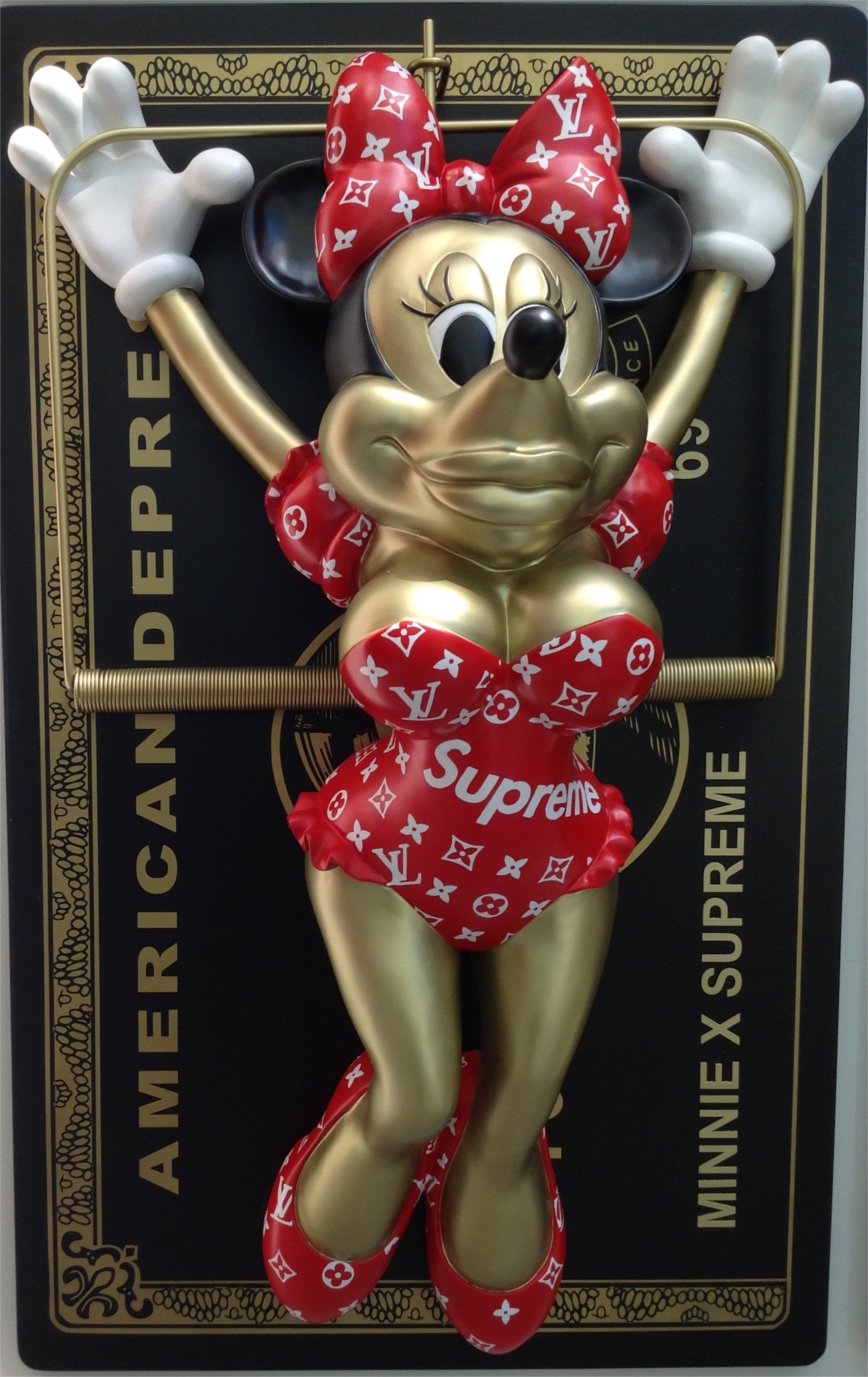 """""""Minnie X Supreme"""" by D Chinita"""