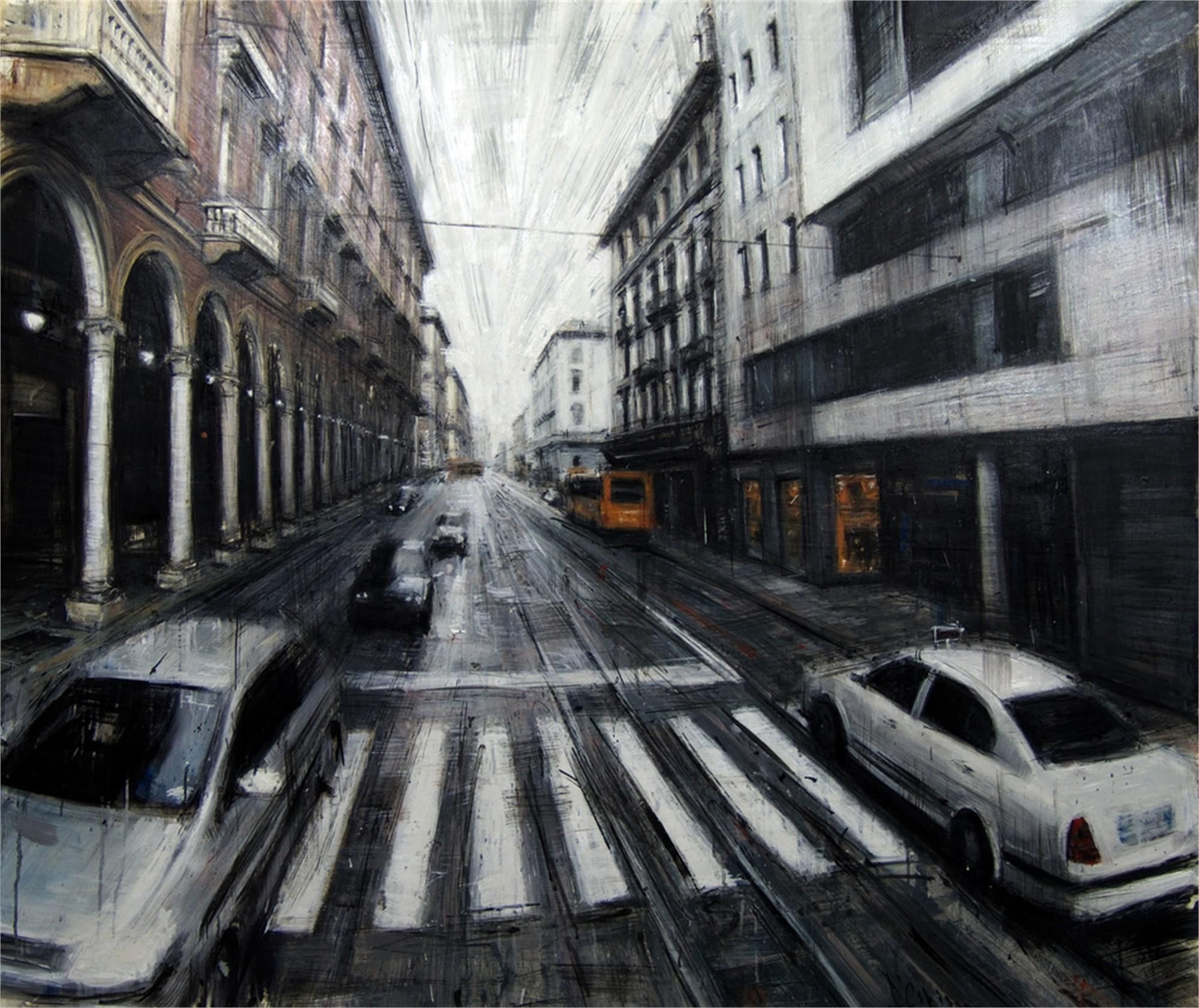 Via Pietro Micca by Valerio D'Ospina