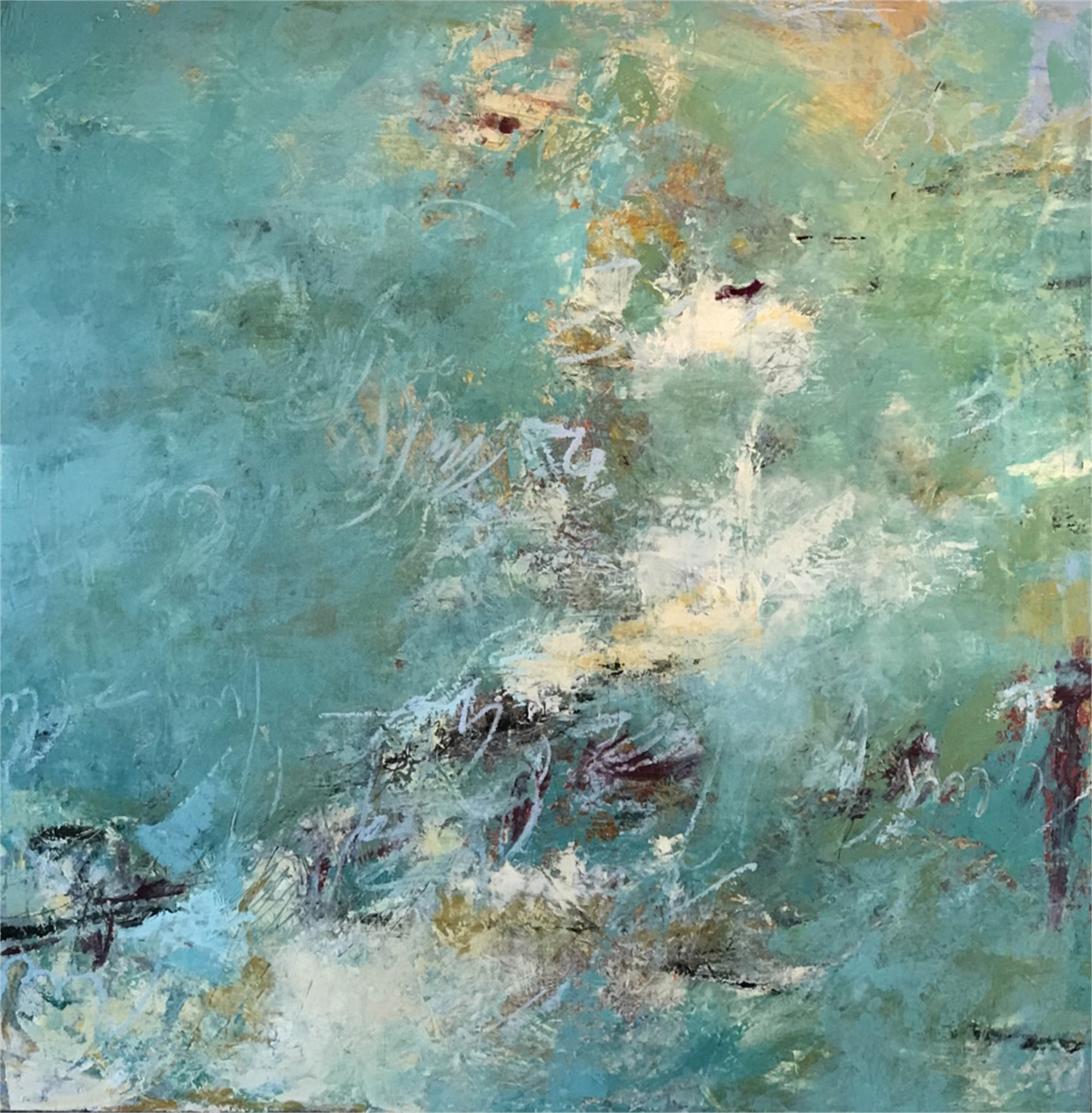 Gulf Stream by Cindy Walton