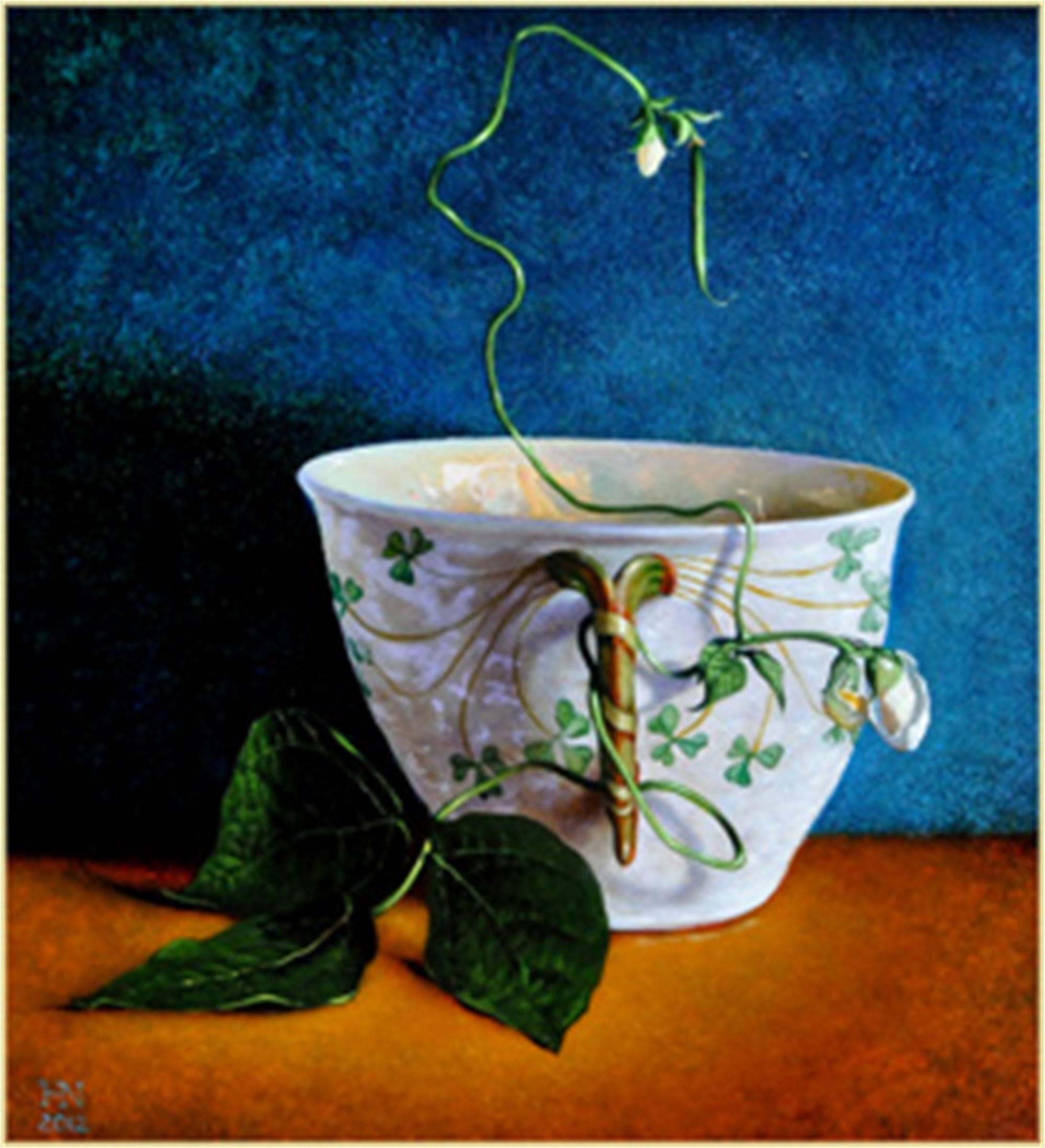 Green Bean Tea by Heather Neill