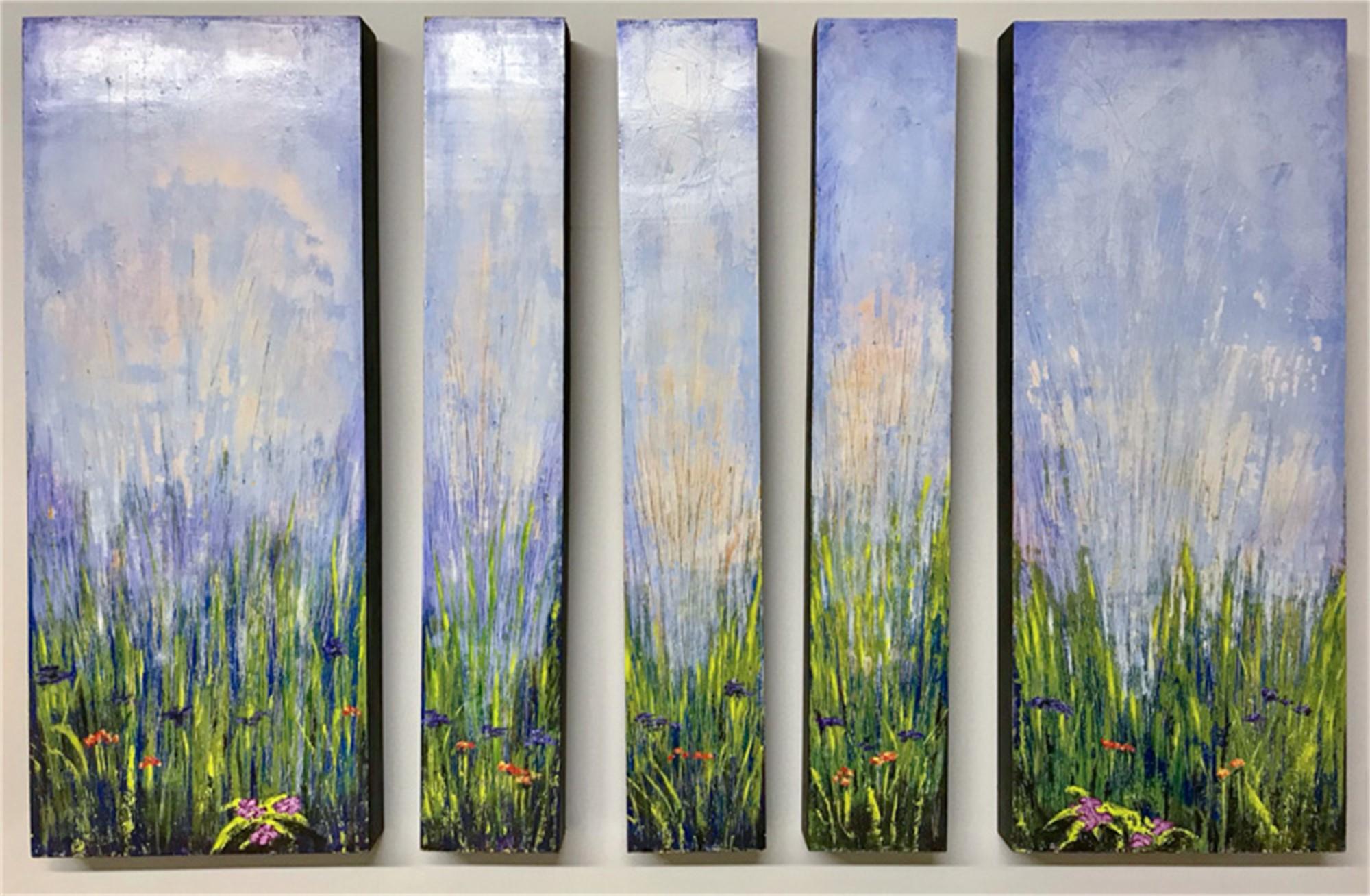 Sandhills Blooms by Lori Elliott-Bartle