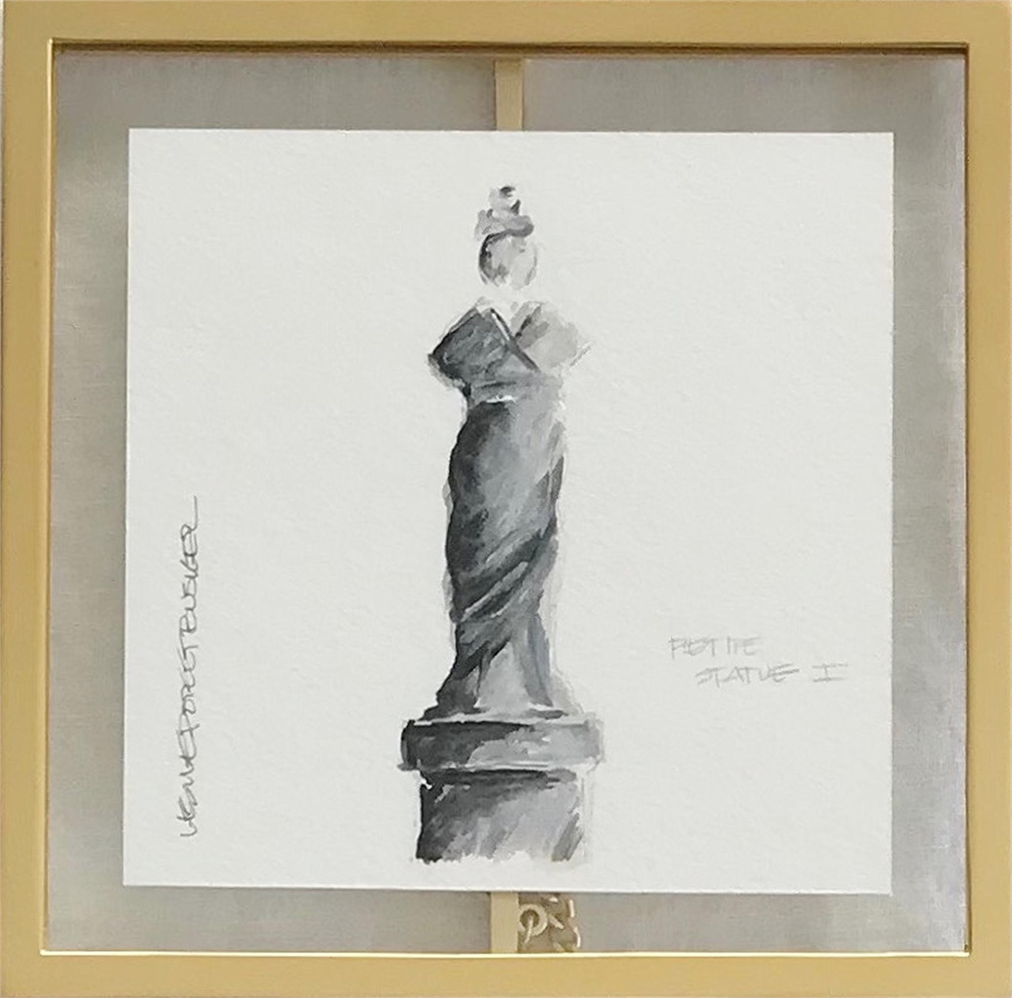 Petite Statue I by Leslie Poteet Busker