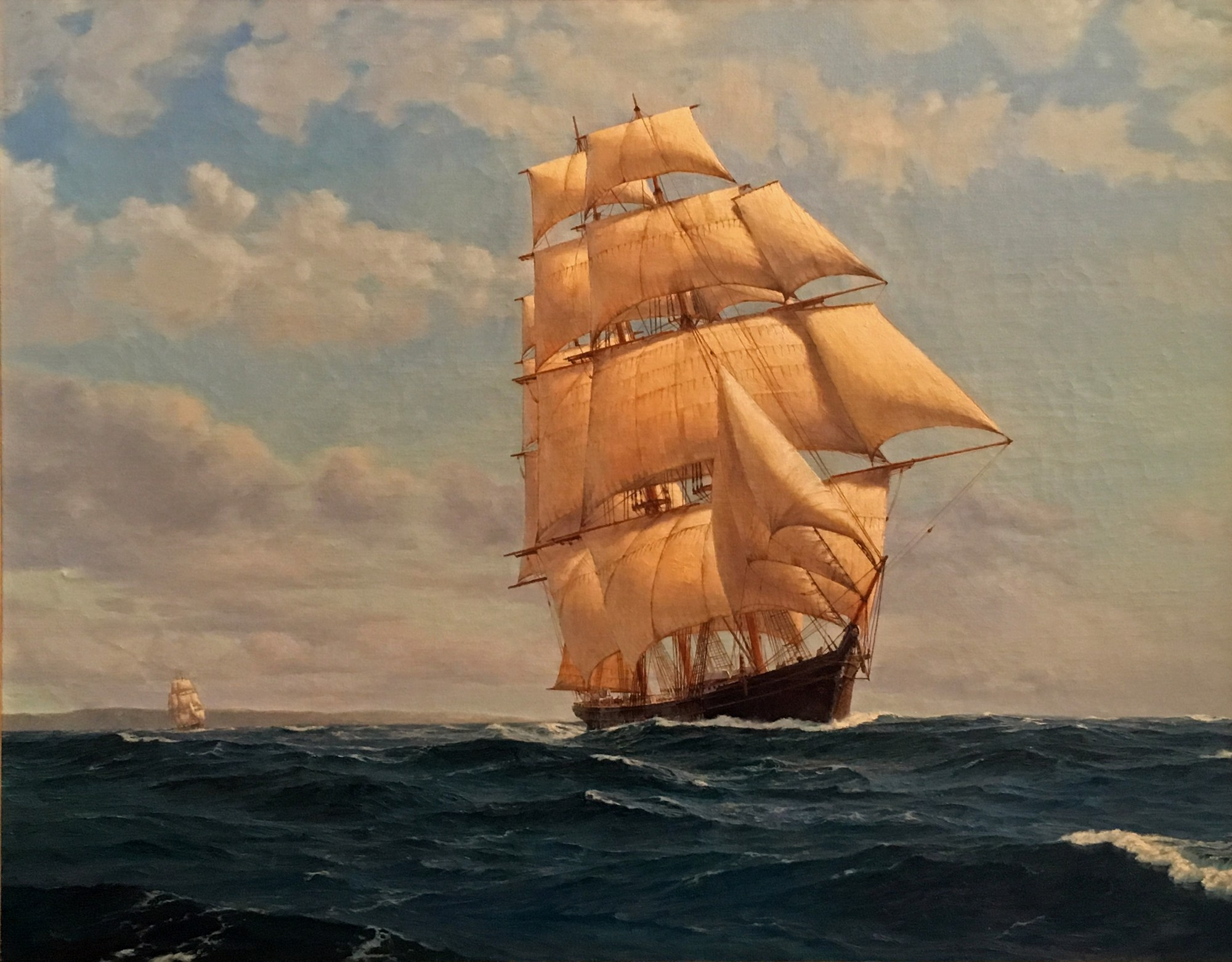 Pacific Voyage by MIRICH