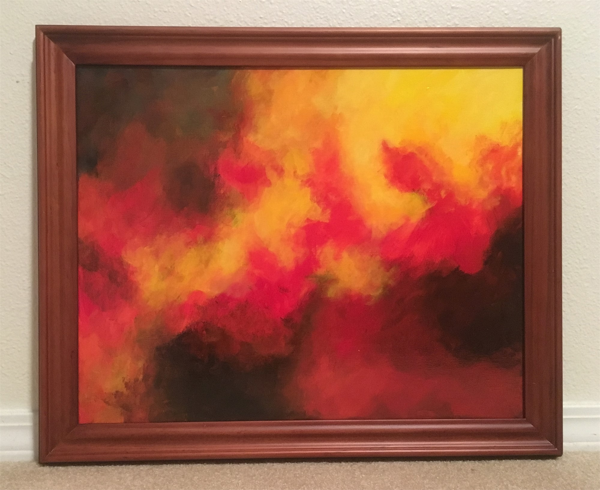 Firestorm by Carol Levy (McMinnville, OR)