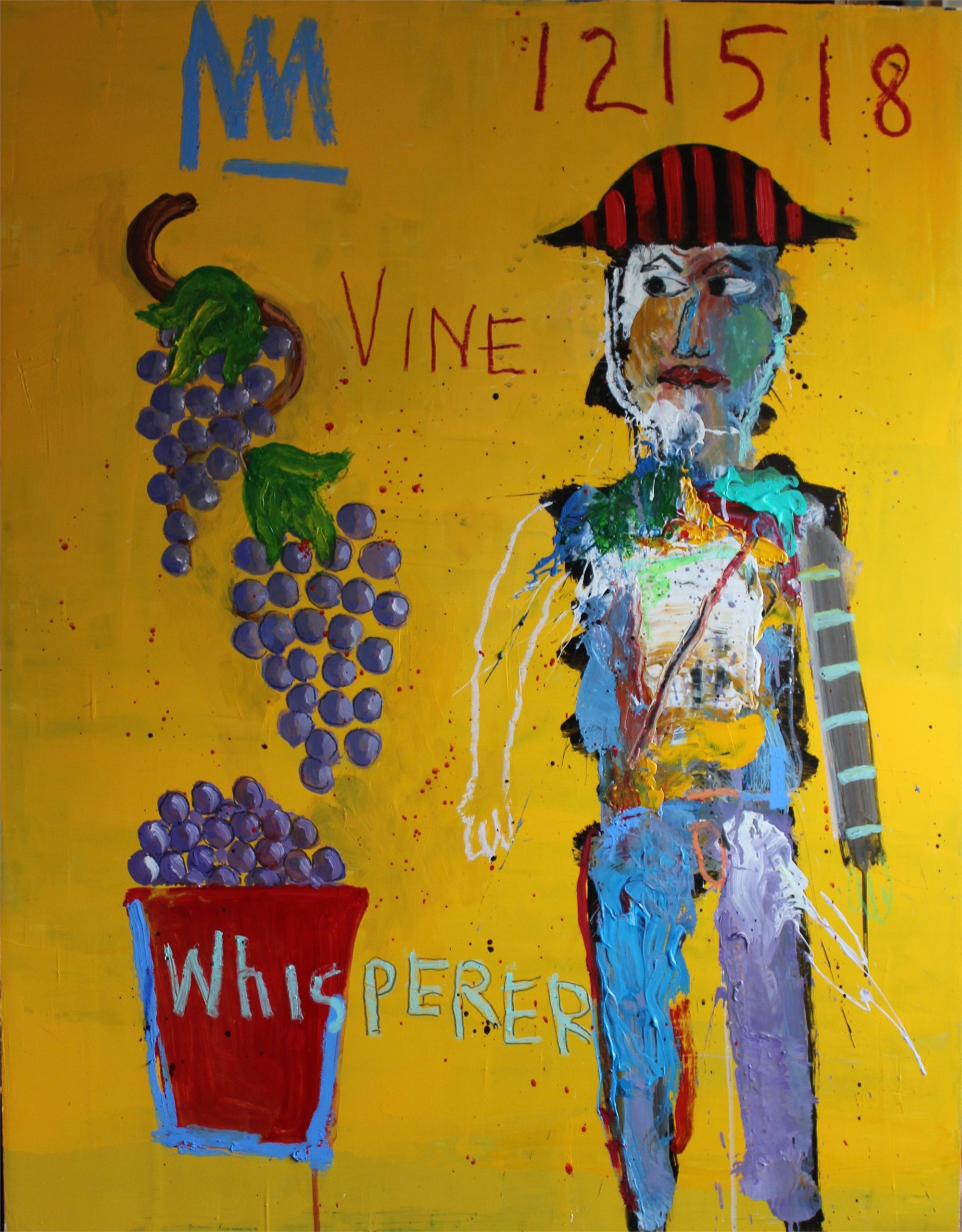 Vine Whisperer II by Michael Snodgrass