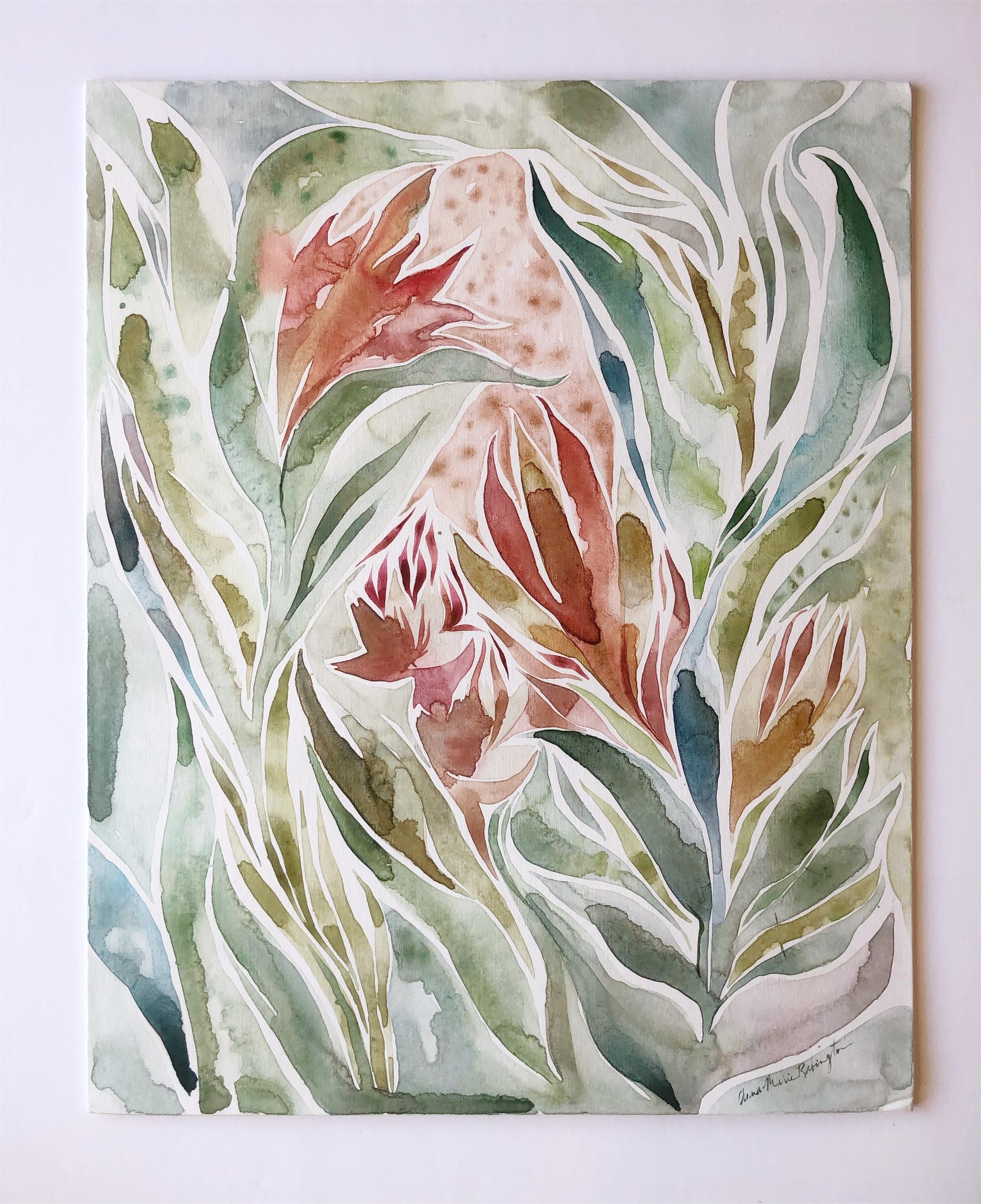 Blossom I by Anna-Marie Babington