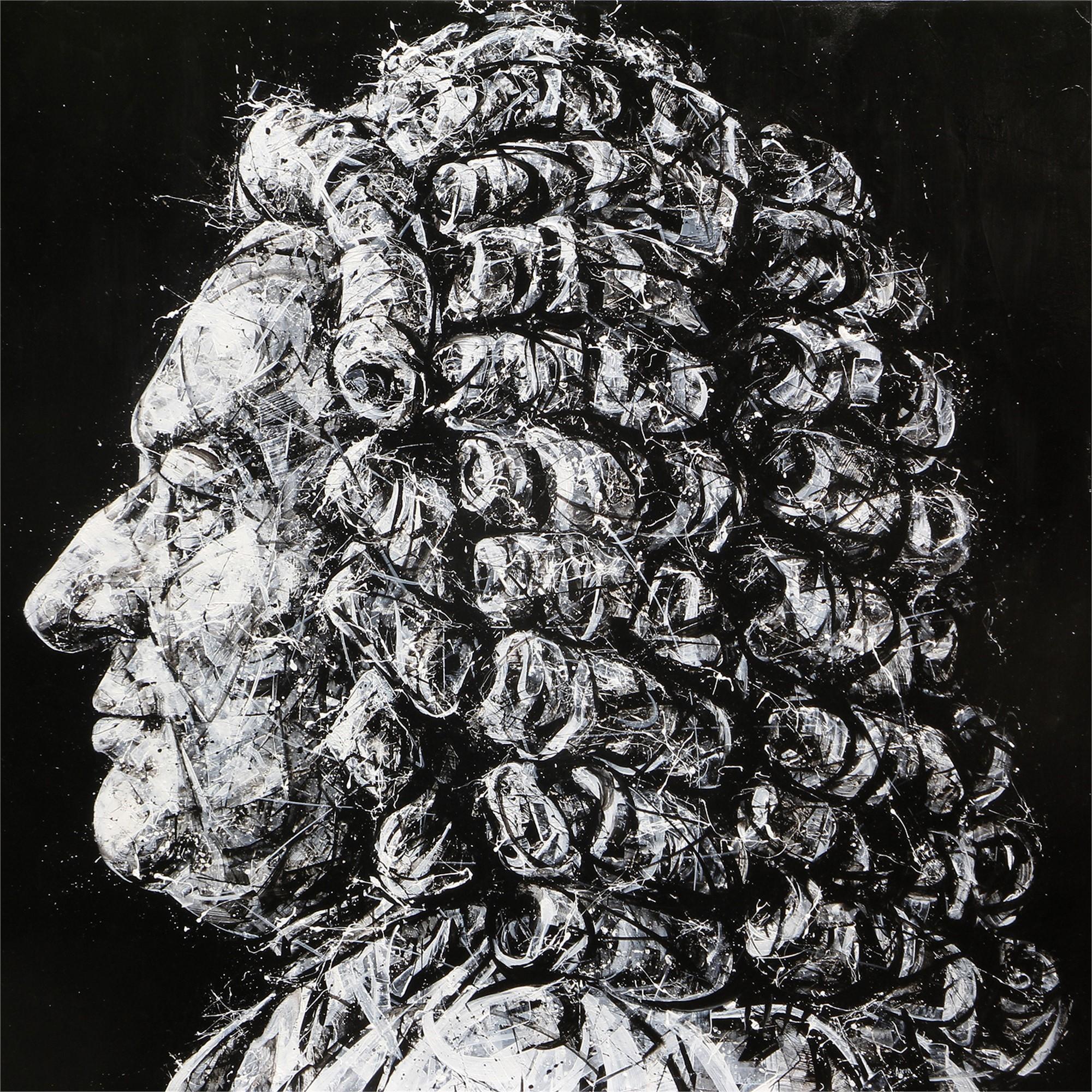 Bach by Aaron Reichert