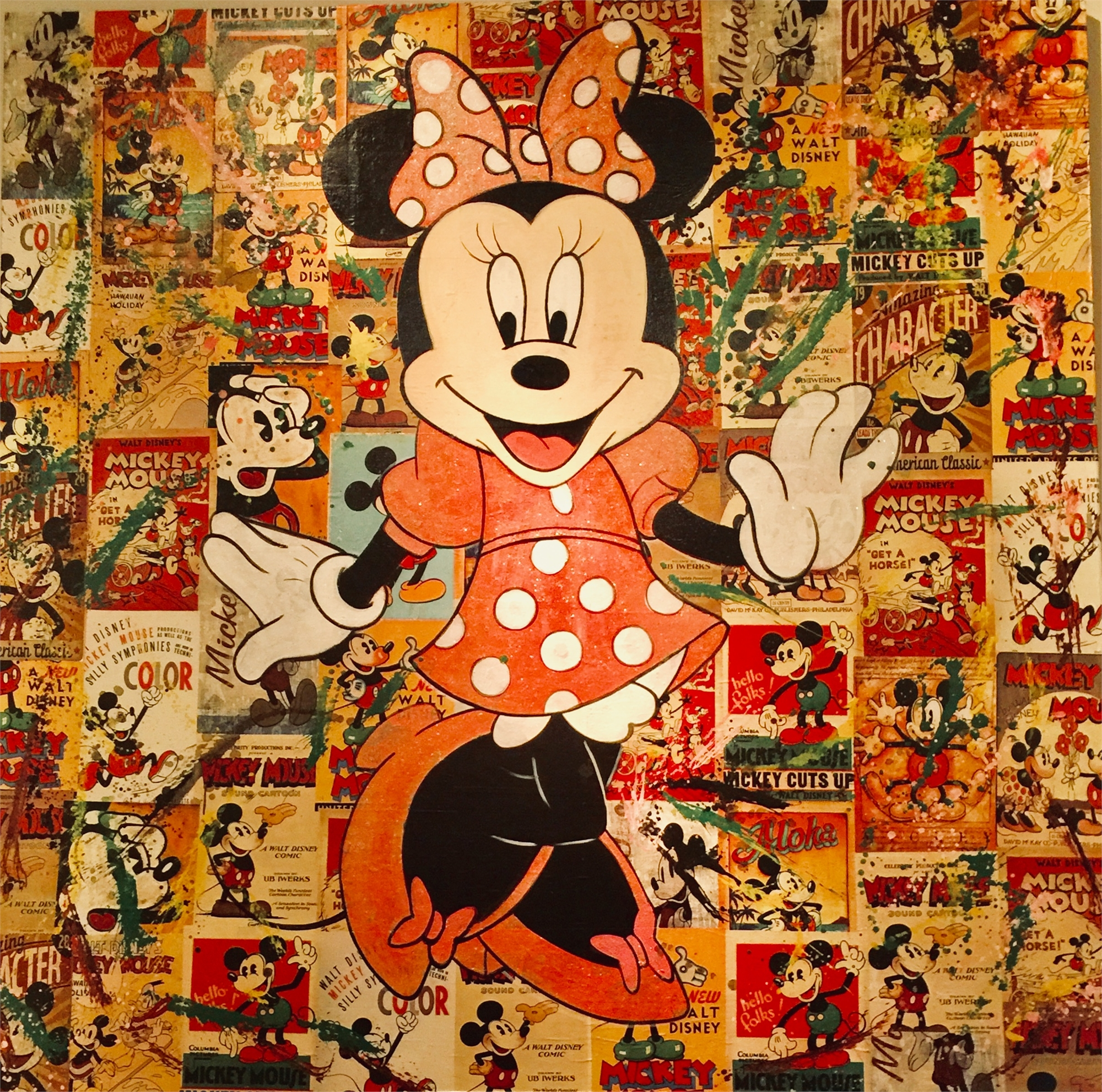 Icon Series Mini Mouse by Buma Project