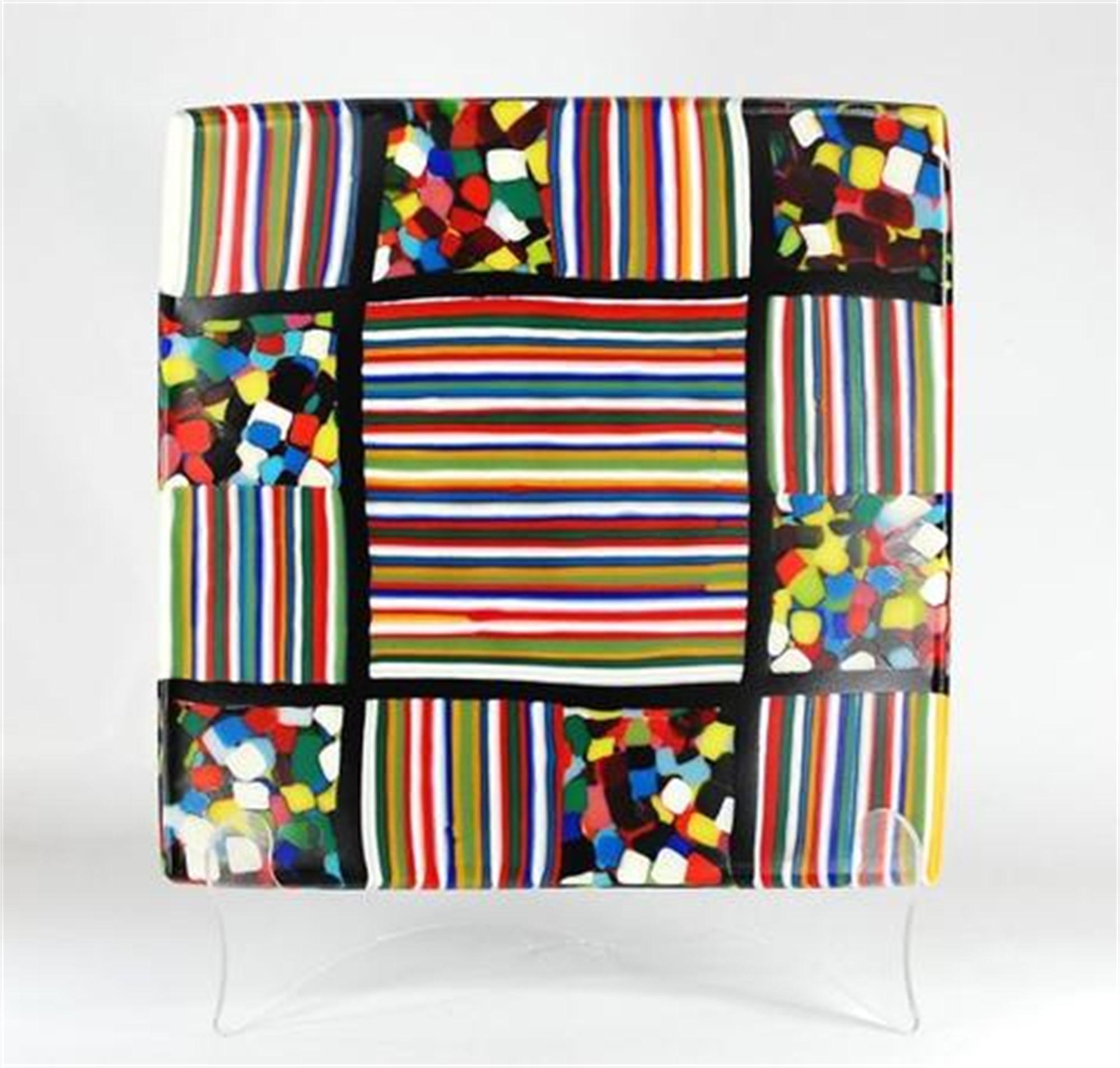 Confetti Squared by Greg Rawls