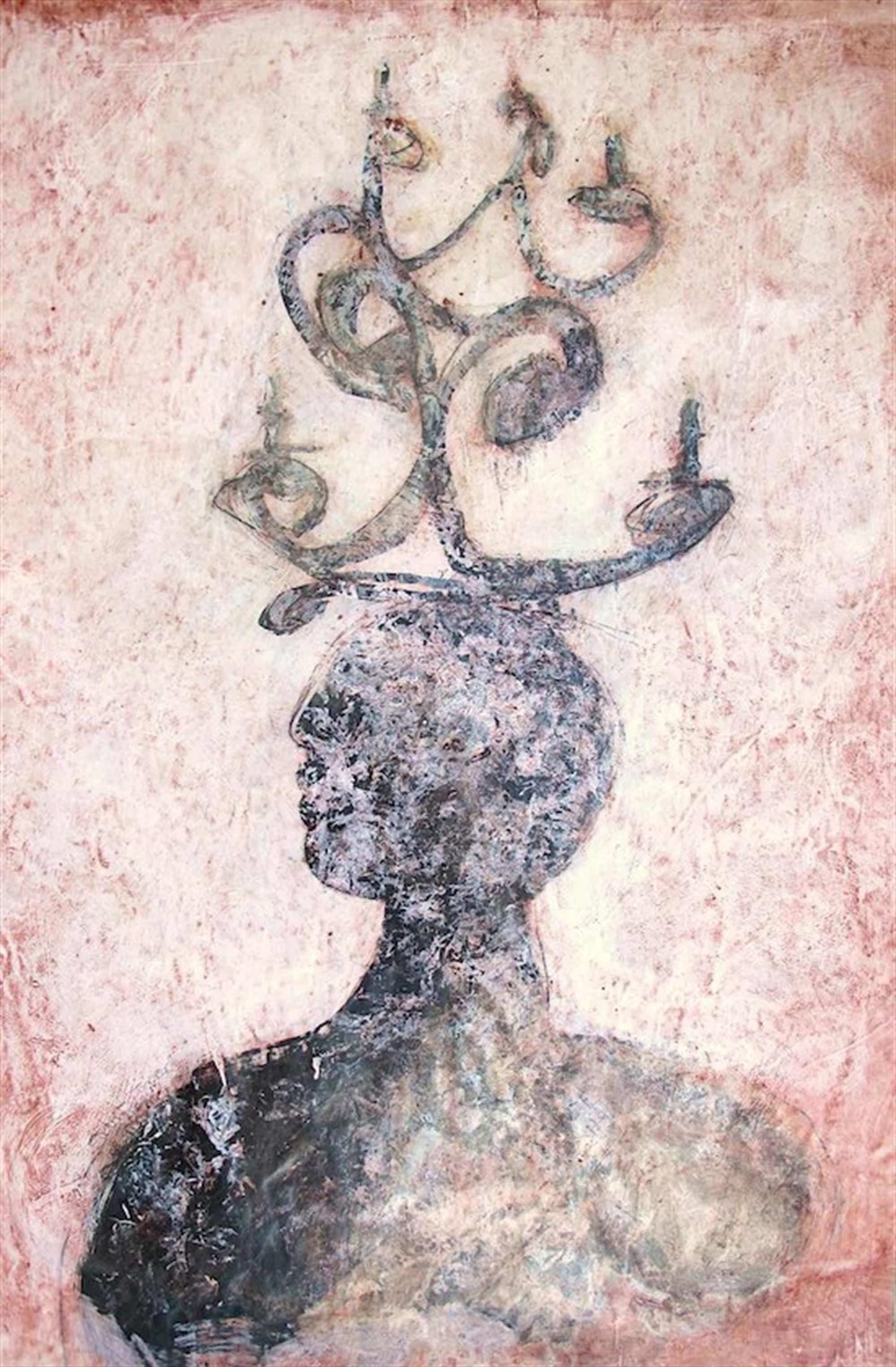 Candlebearer II by Chrissy Dolan-Terrasi