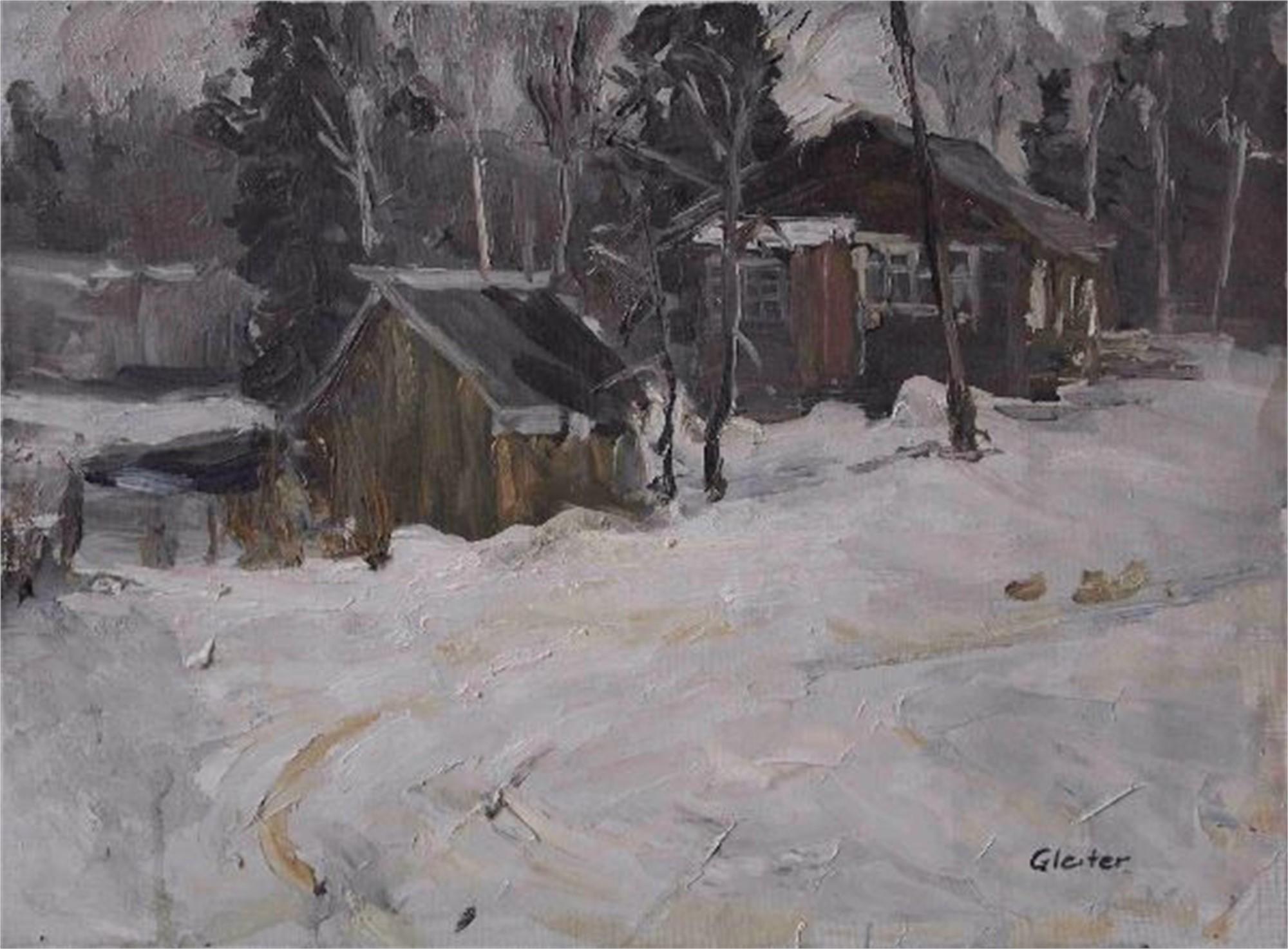 Winter by Ulrich Gleiter