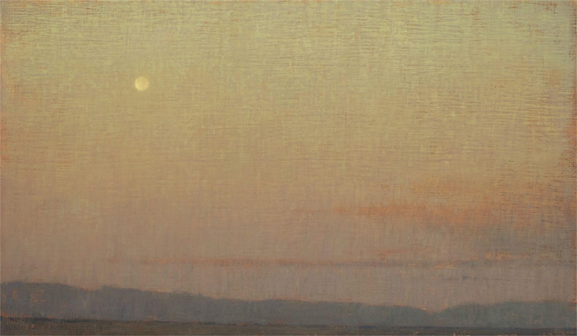 Opal Morning Sky by David Grossmann