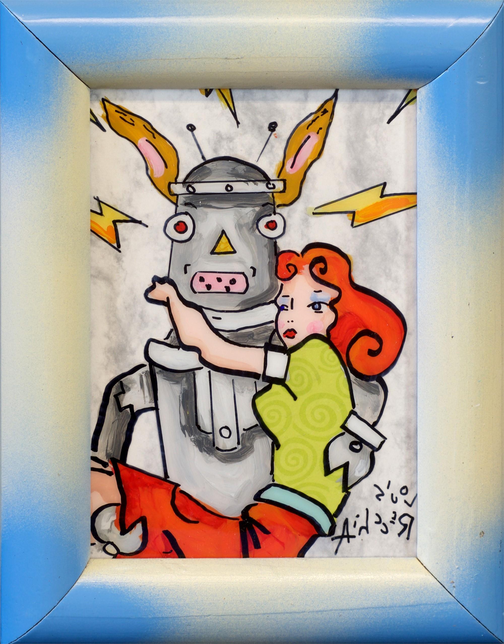 Robot Rescue by Louis Recchia