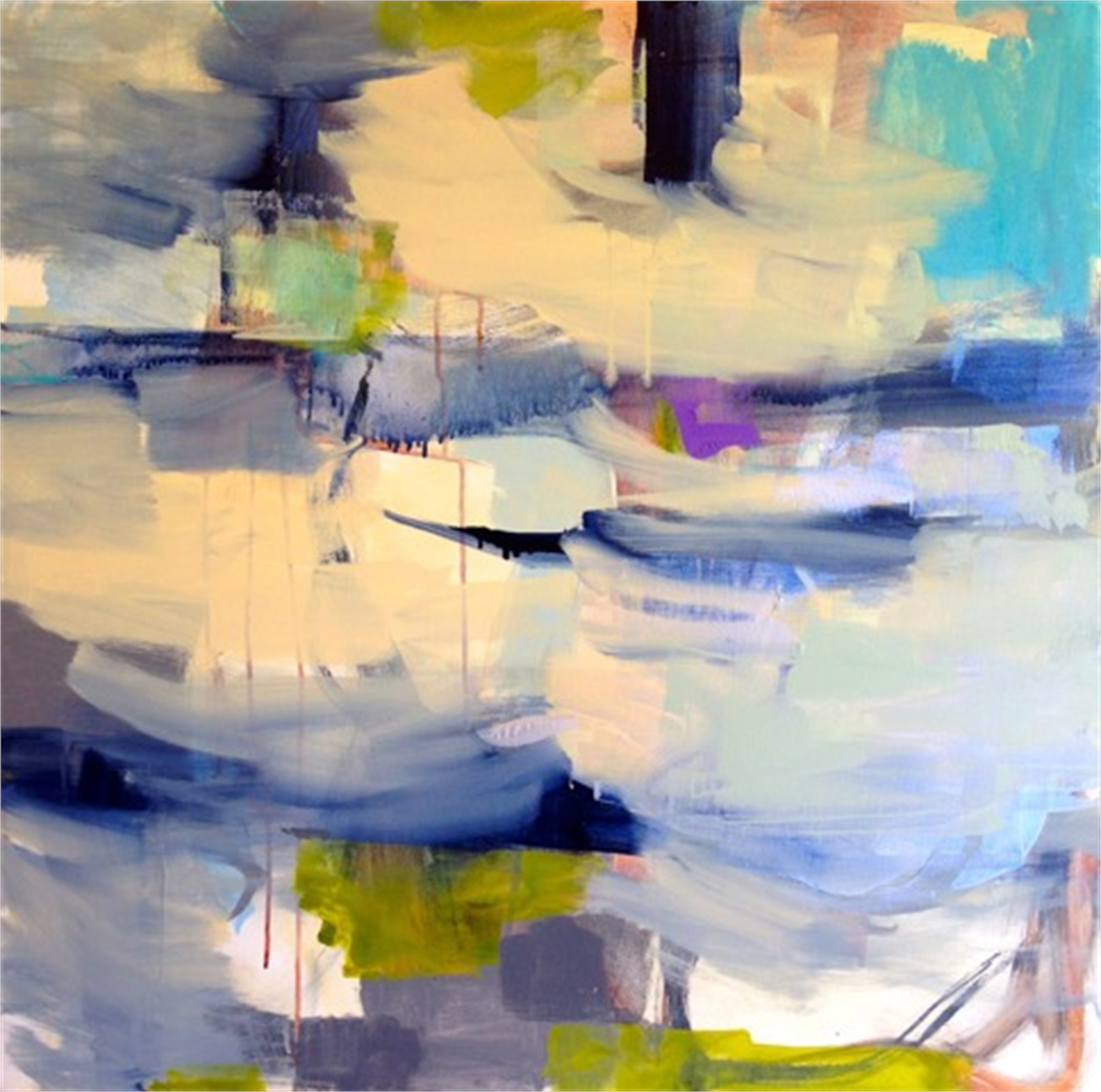 Soft Fluidity by Charlotte Foust