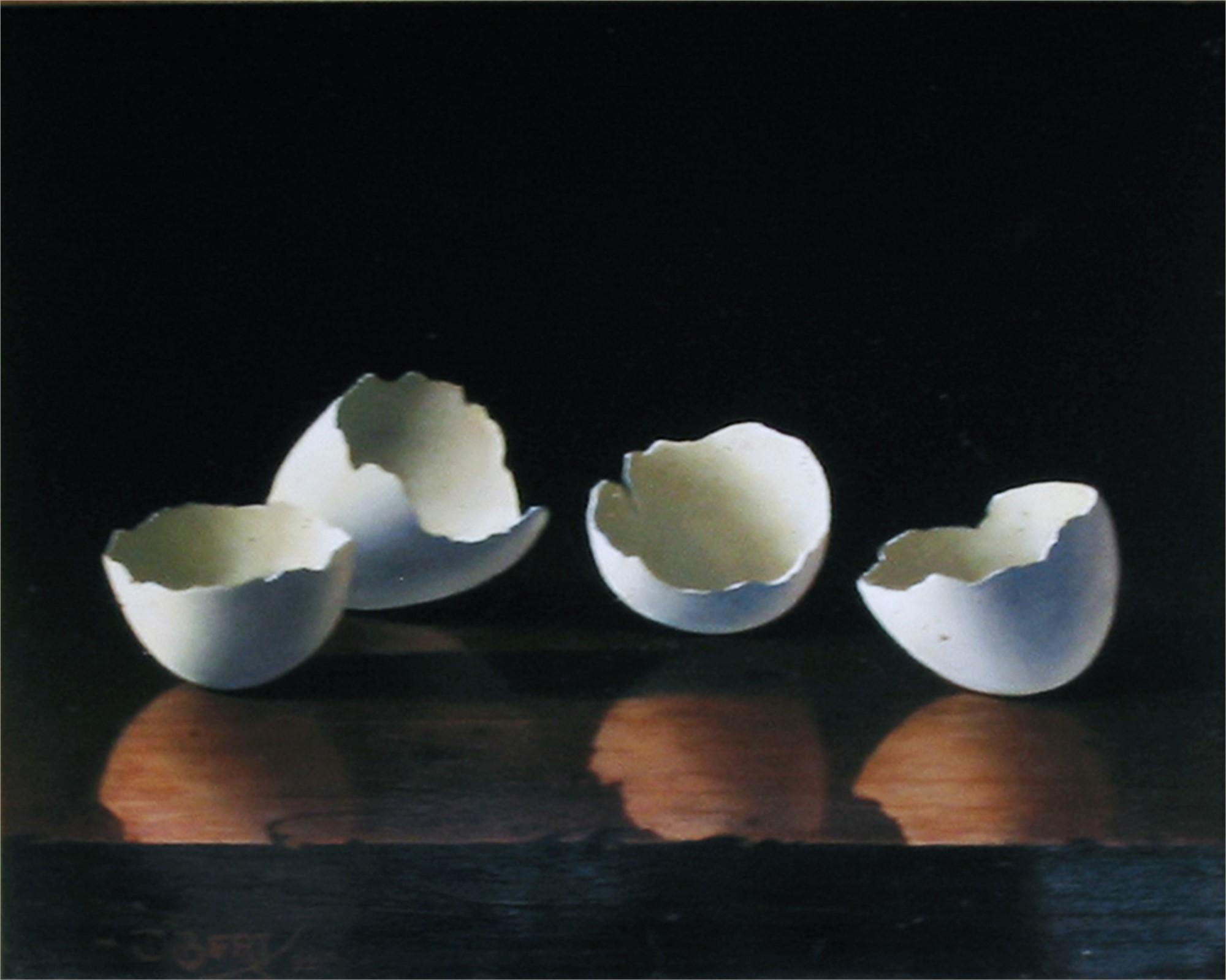EGG SHELLS by DIBERT