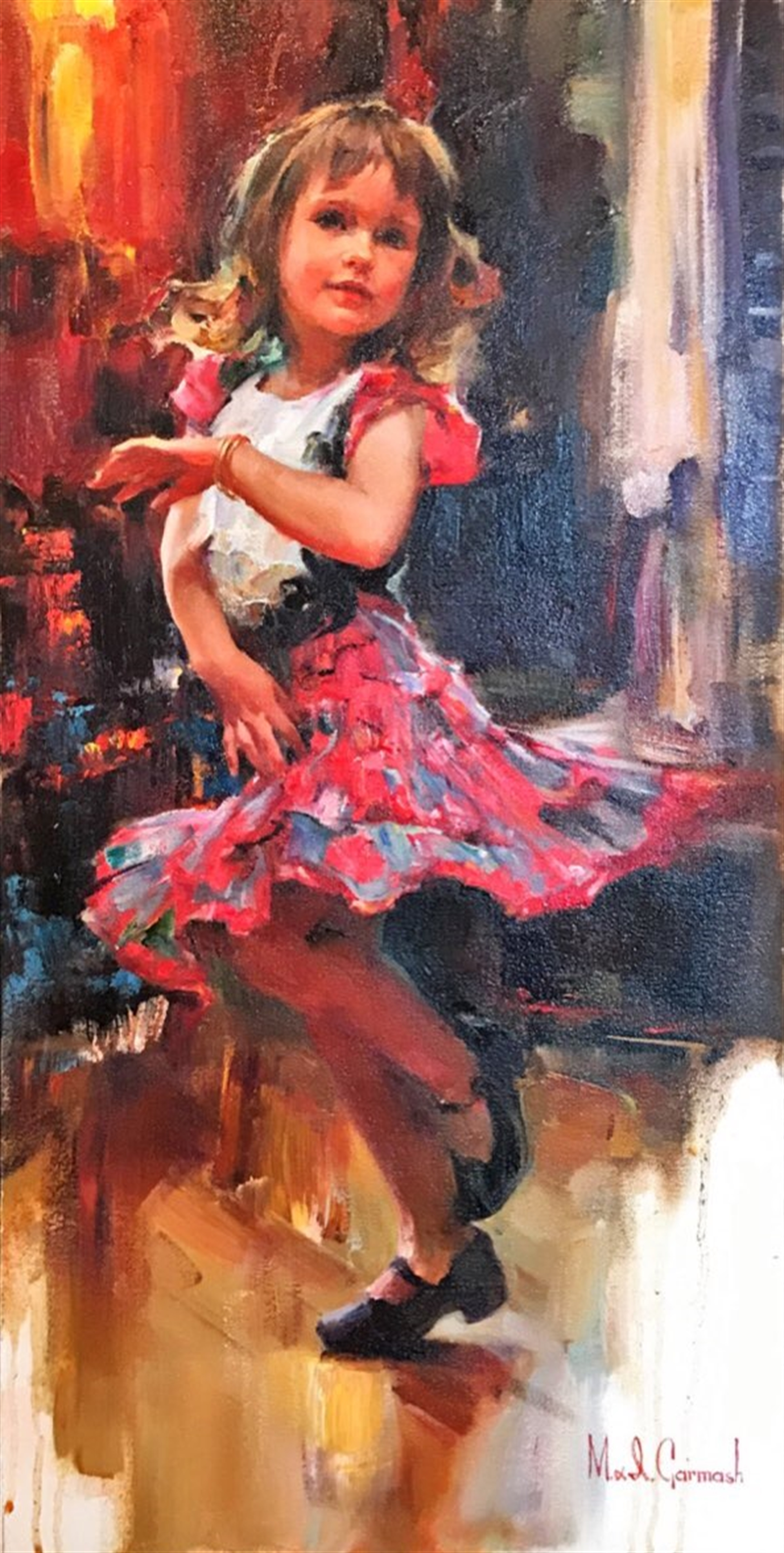 A Star is Born by Michael And Inessa Garmash