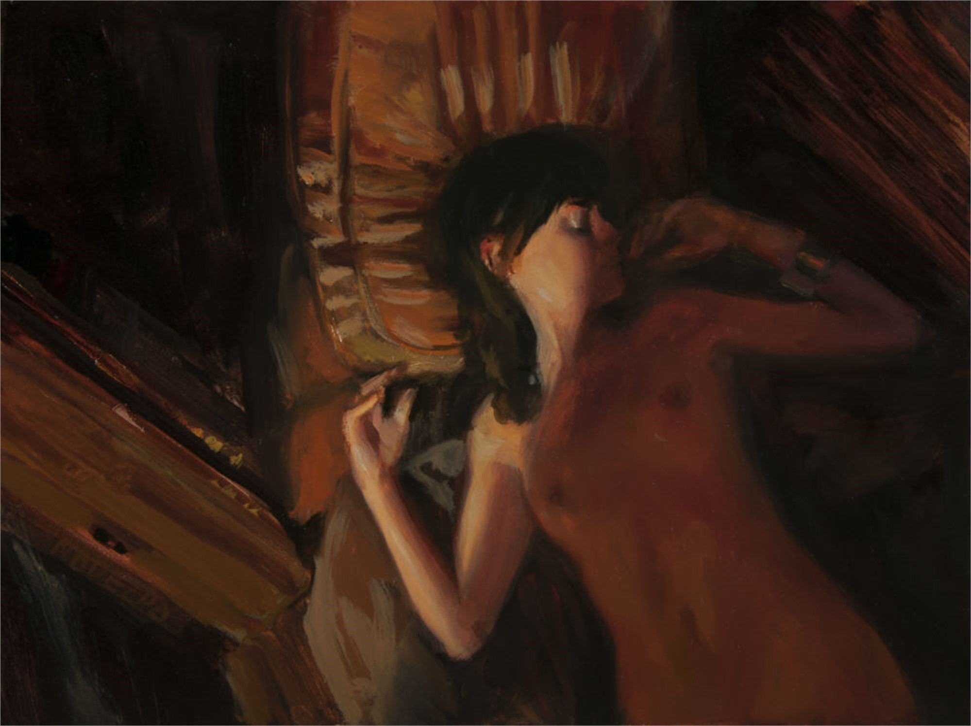 Oh So Quiet by Nadezda