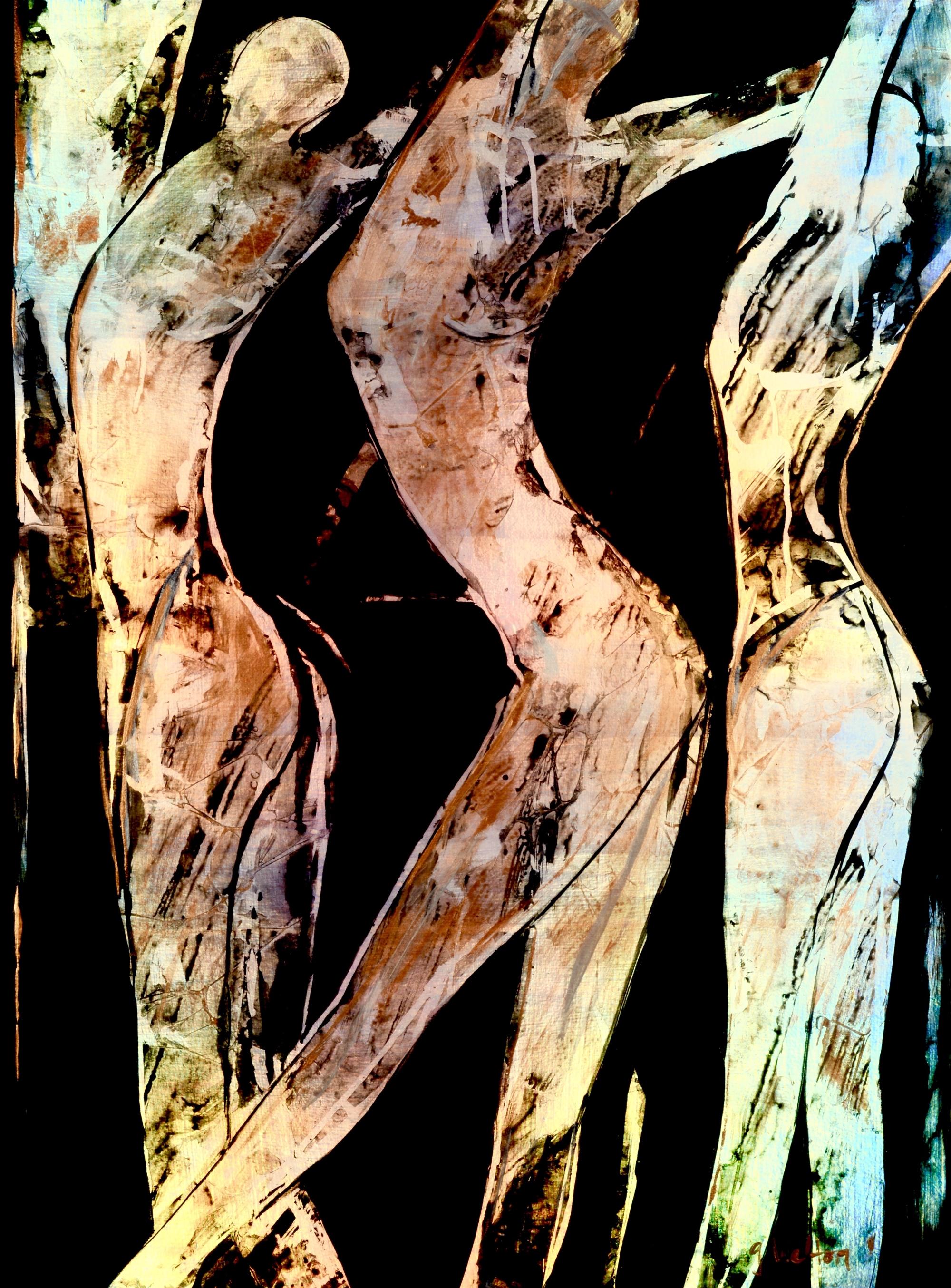 Black Opal by Gary Welton