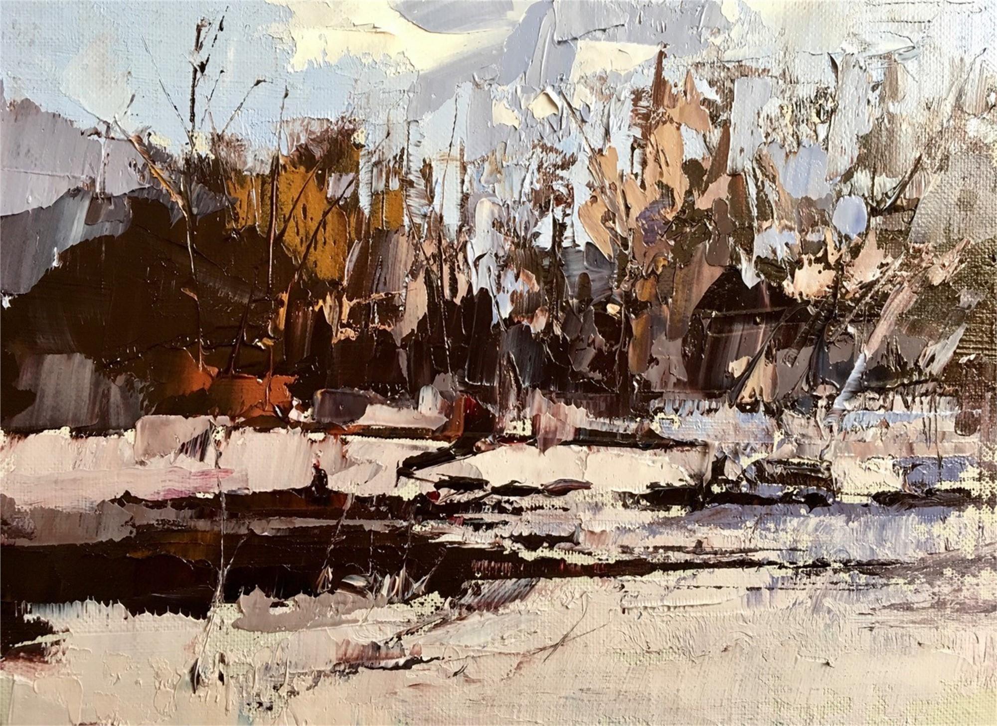 Marshland by Sandra Pratt