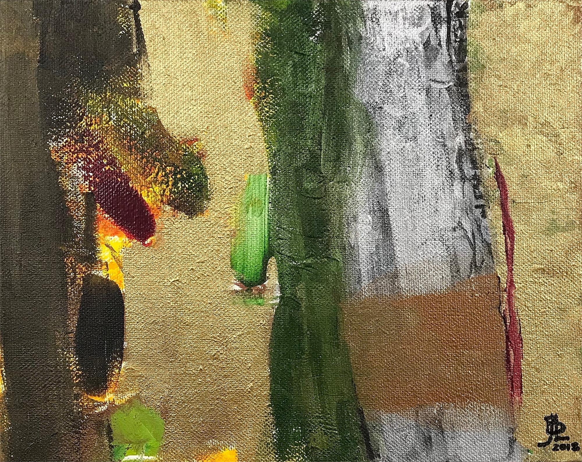 Woods by Leslie Poteet Busker