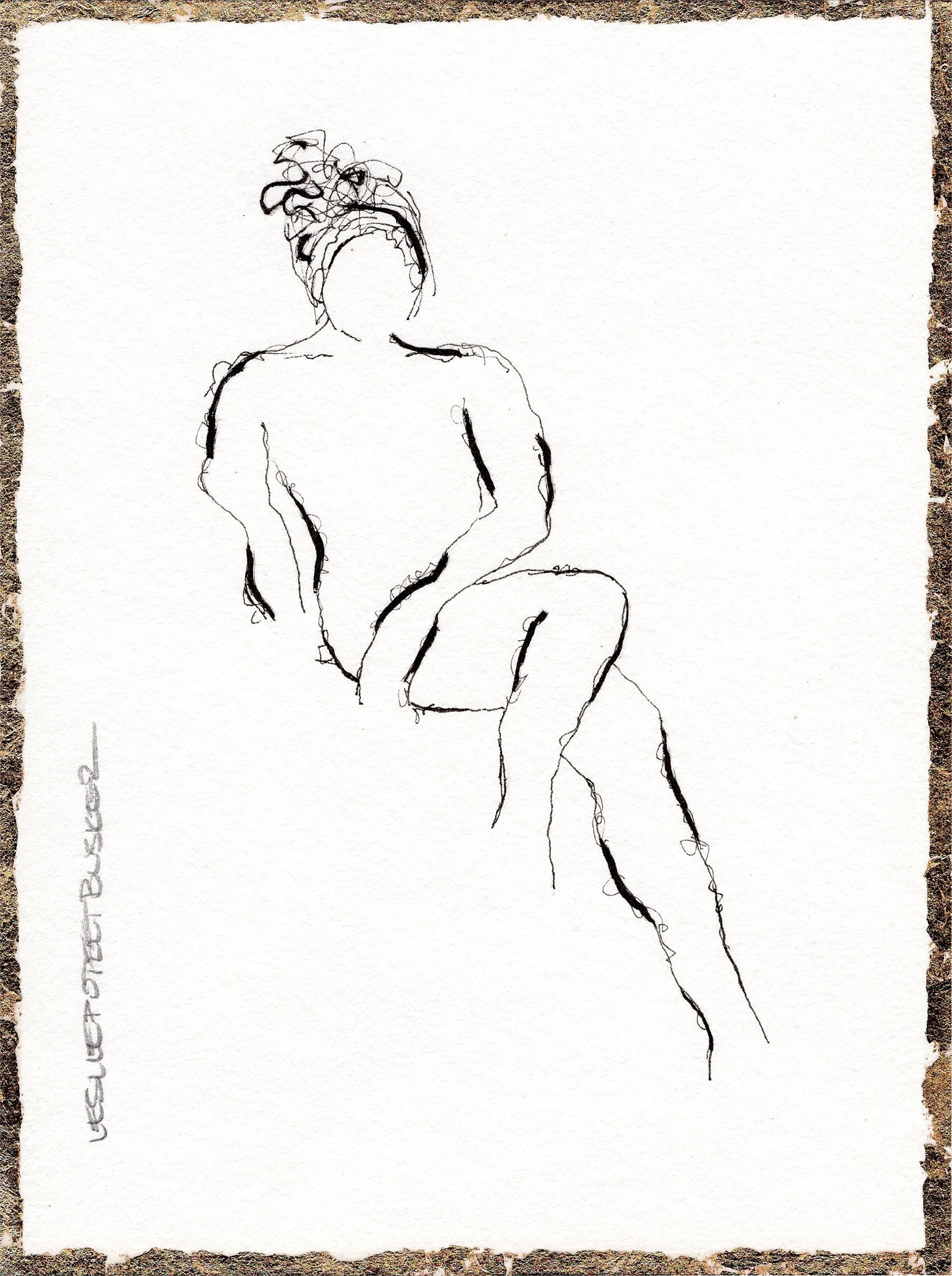 Figure No. 134 by Leslie Poteet Busker