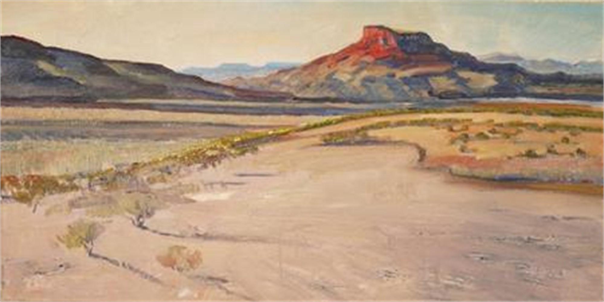 Lajitas Mesa by Mary Baxter