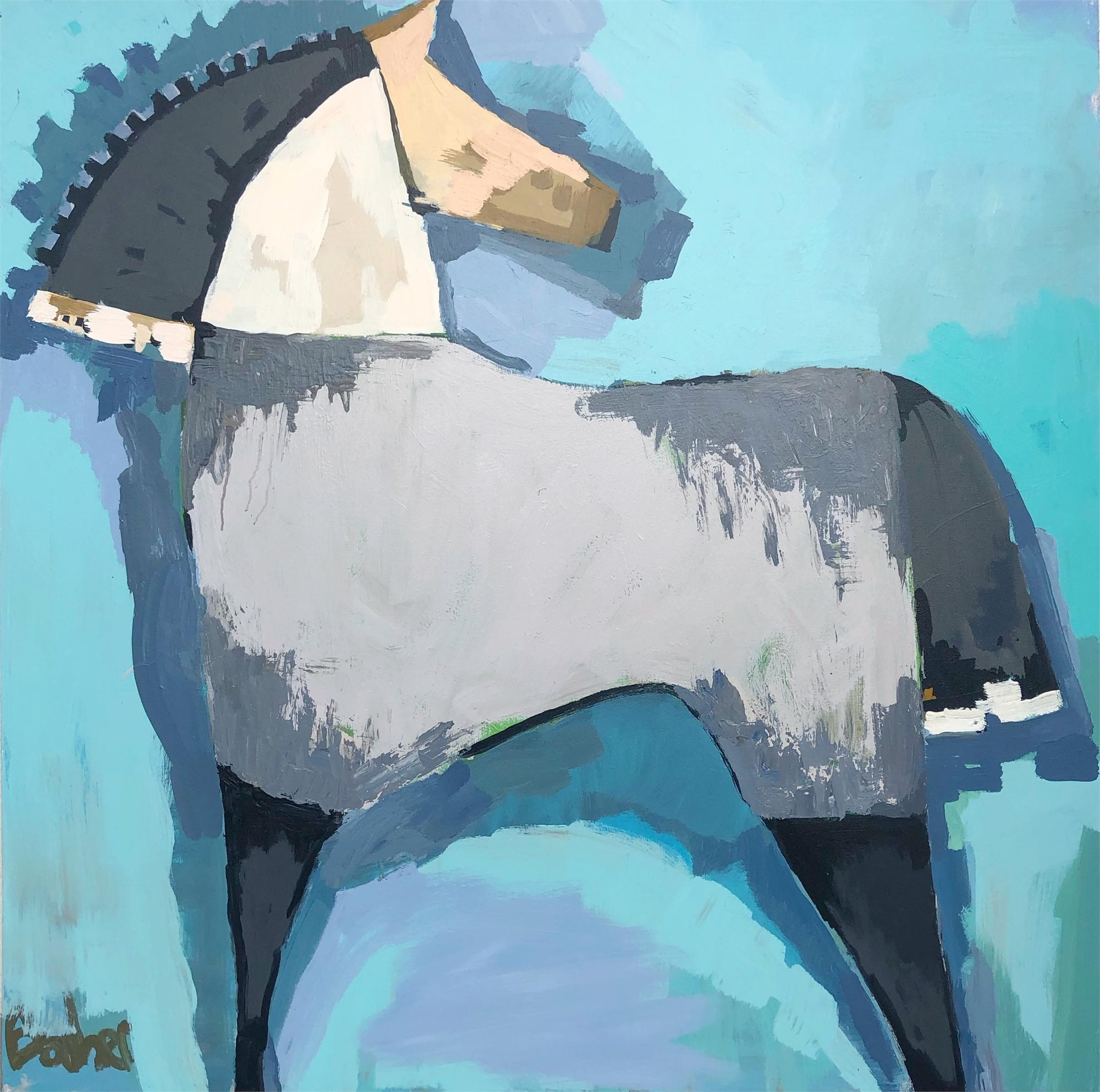 Equine Blue by Gary Bodner