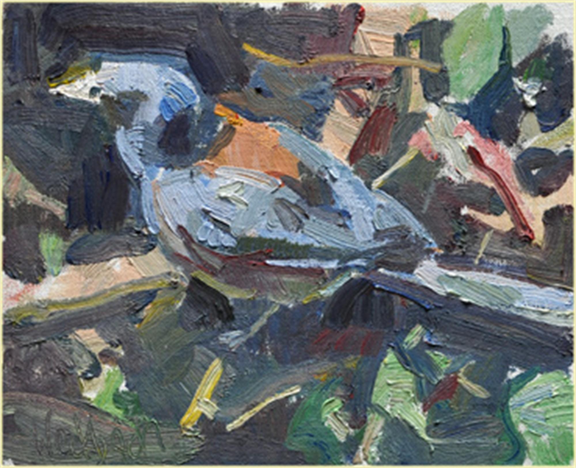 Birdy by Kevin Weckbach