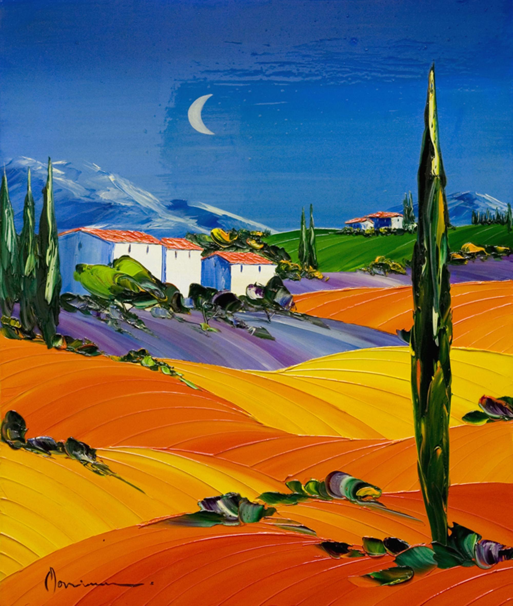 Le Cypres by Monika Munier